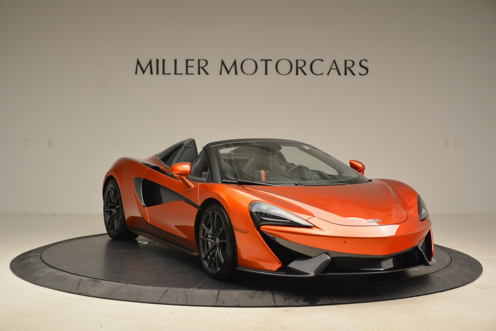 New 2018 McLaren 570S Spider For Sale In Westport, CT 2098_p11