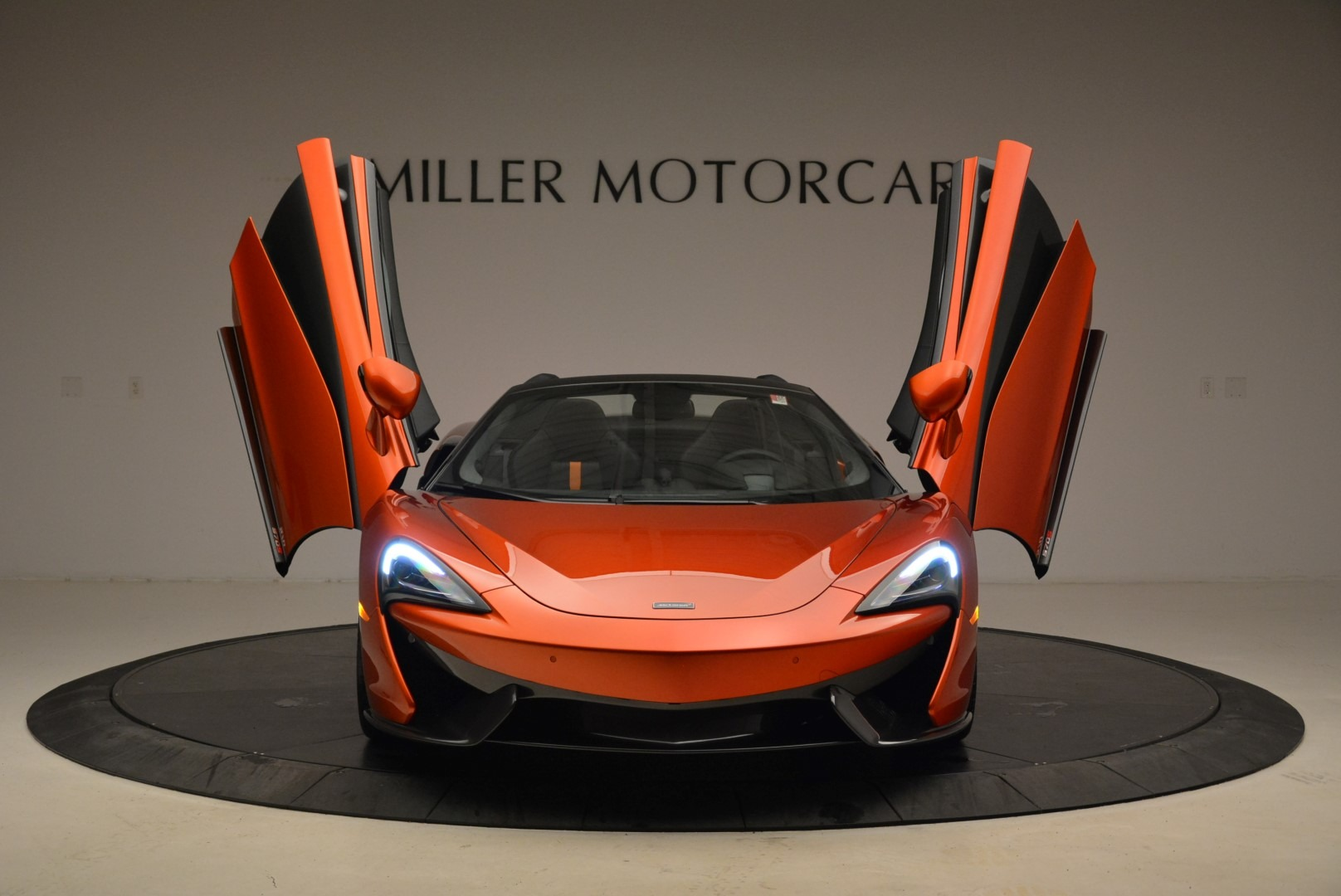 New 2018 McLaren 570S Spider For Sale In Westport, CT 2098_p13