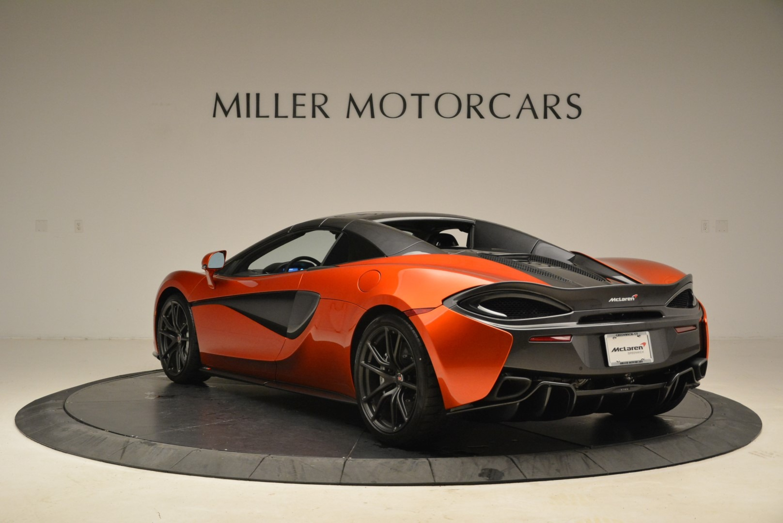 New 2018 McLaren 570S Spider For Sale In Westport, CT 2098_p17