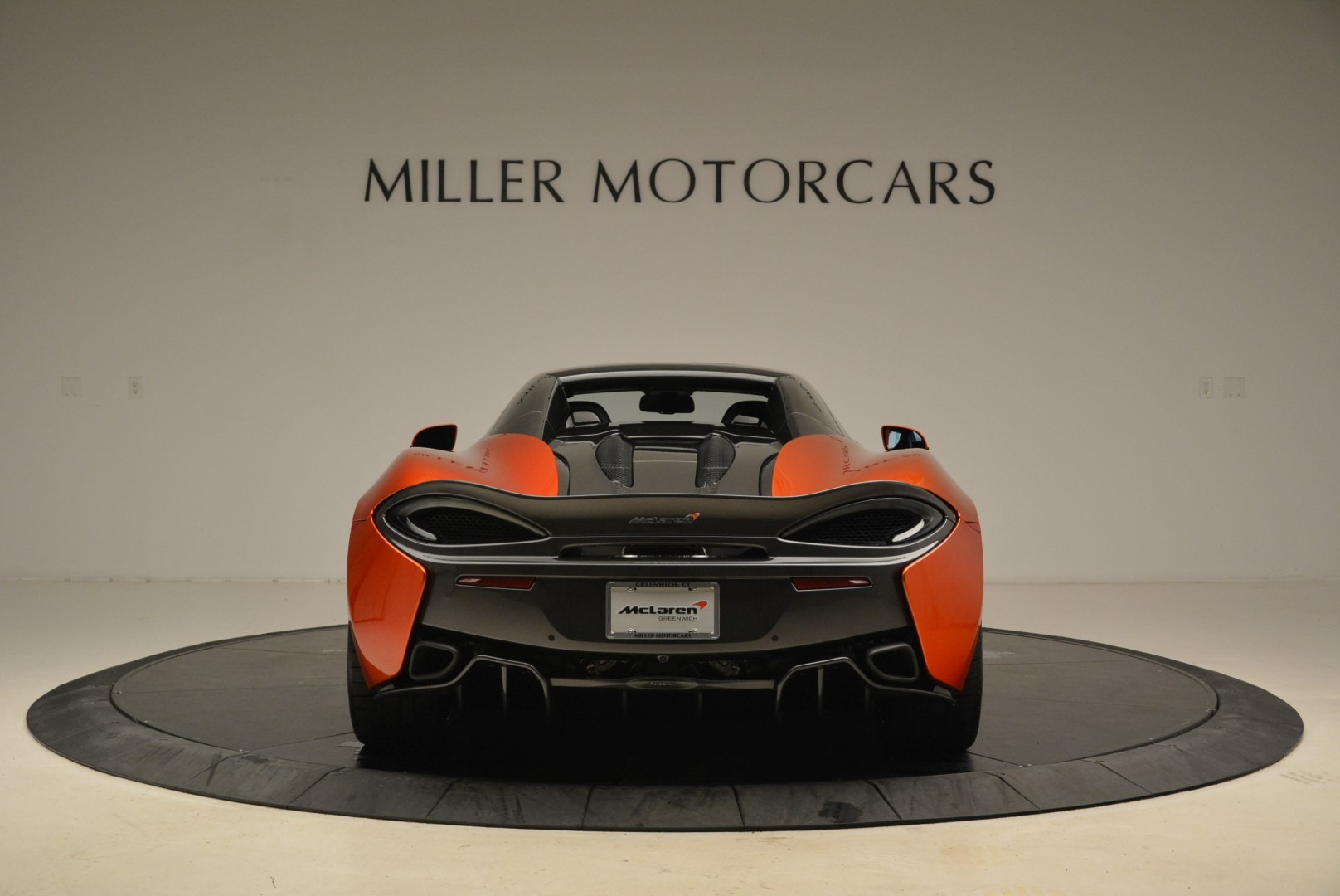 New 2018 McLaren 570S Spider For Sale In Westport, CT 2098_p18