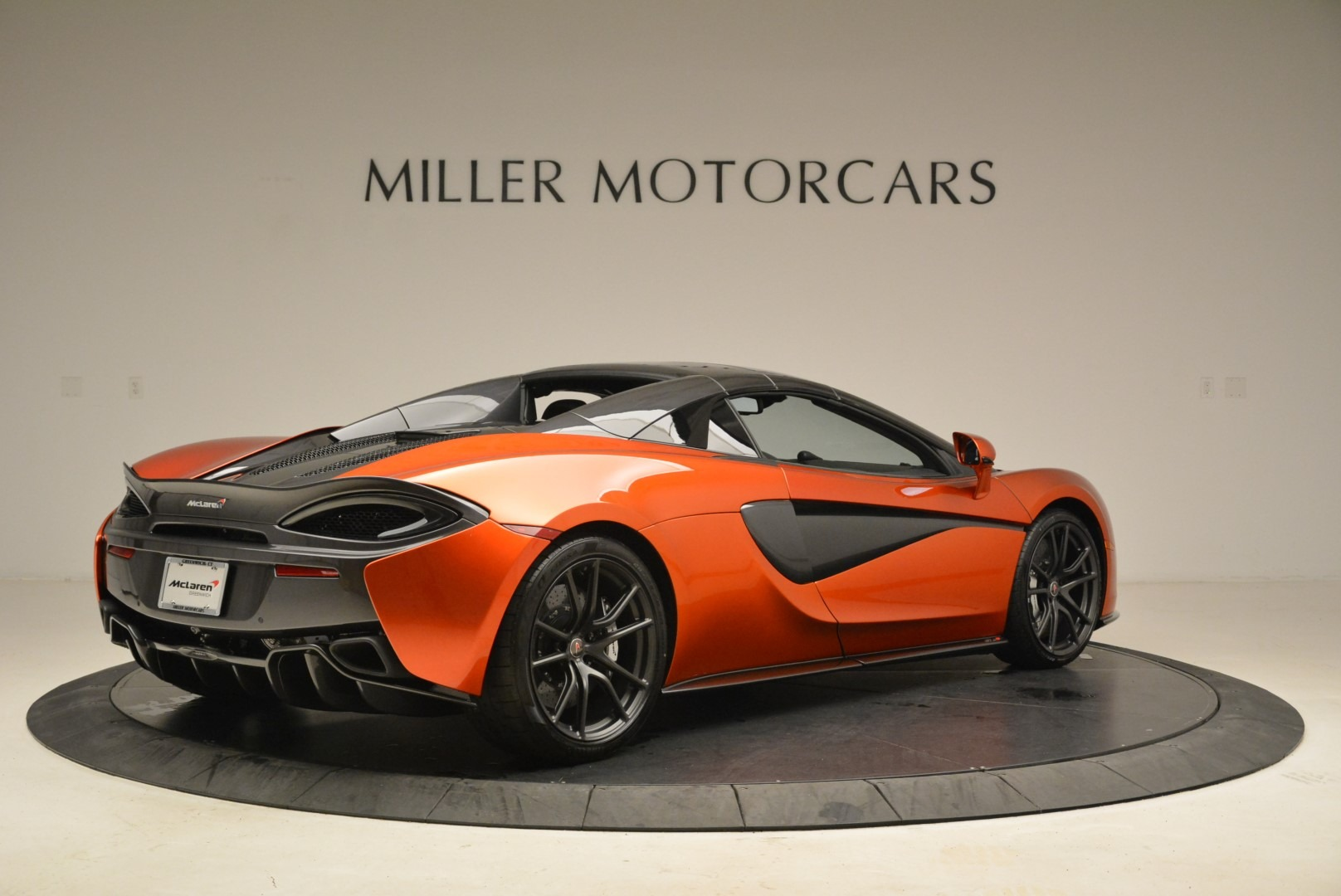New 2018 McLaren 570S Spider For Sale In Westport, CT 2098_p19