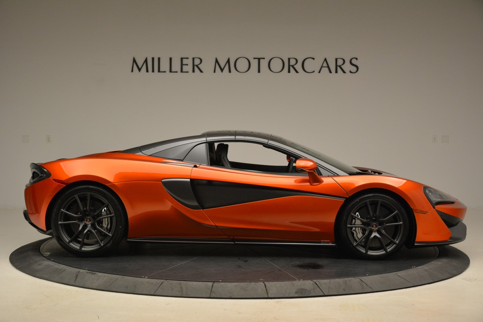 New 2018 McLaren 570S Spider For Sale In Westport, CT 2098_p20