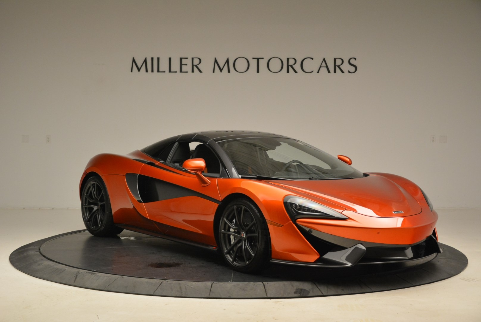 New 2018 McLaren 570S Spider For Sale In Westport, CT 2098_p21
