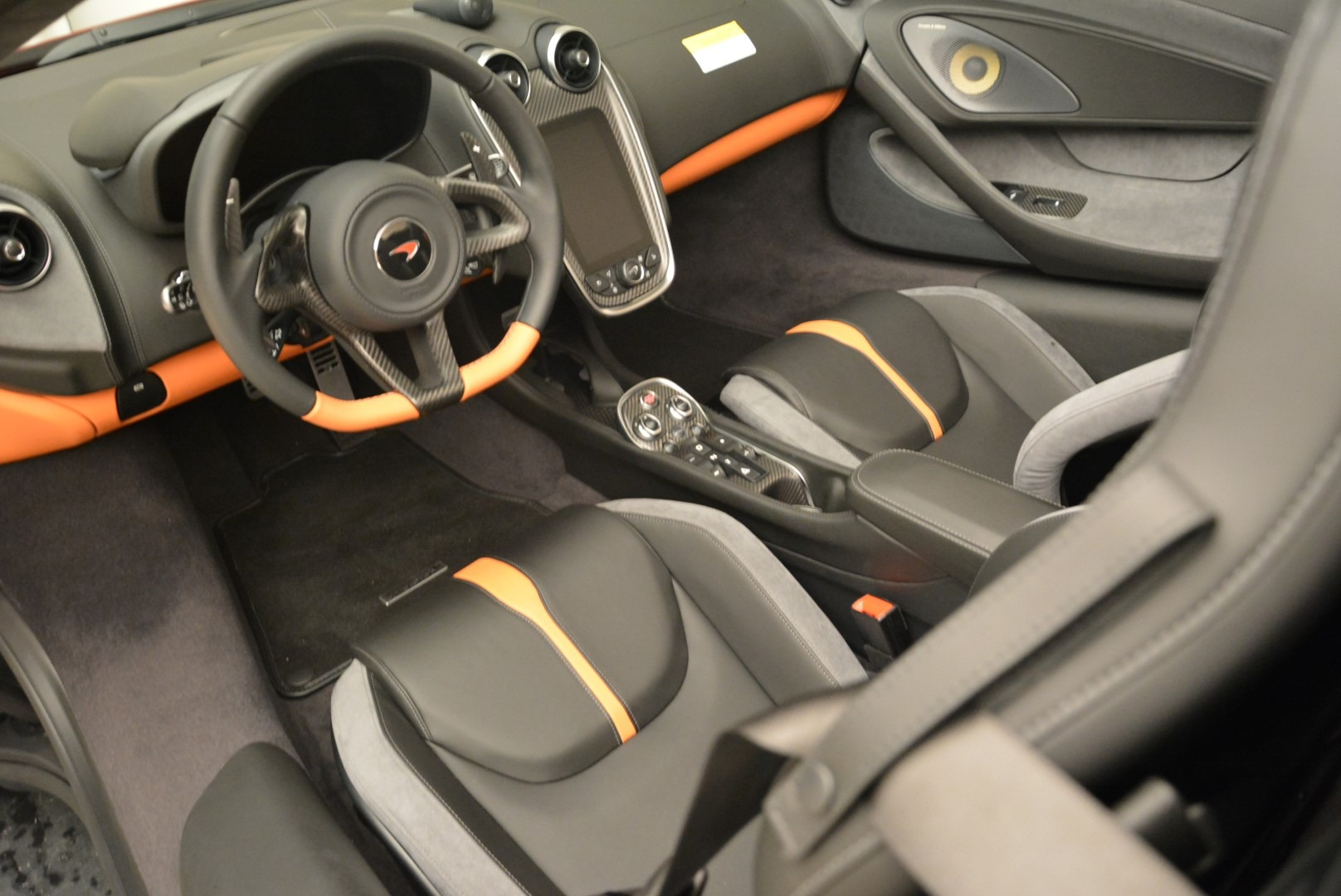 New 2018 McLaren 570S Spider For Sale In Westport, CT 2098_p25