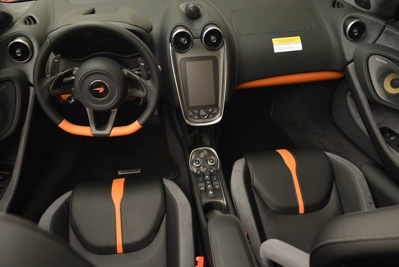 New 2018 McLaren 570S Spider For Sale In Westport, CT 2098_p28