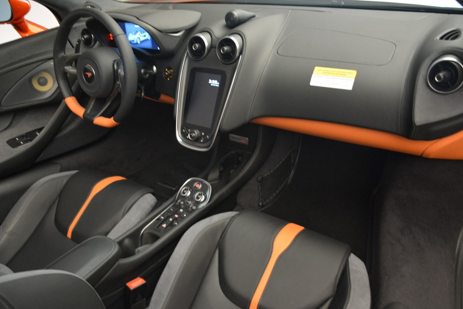 New 2018 McLaren 570S Spider For Sale In Westport, CT 2098_p29