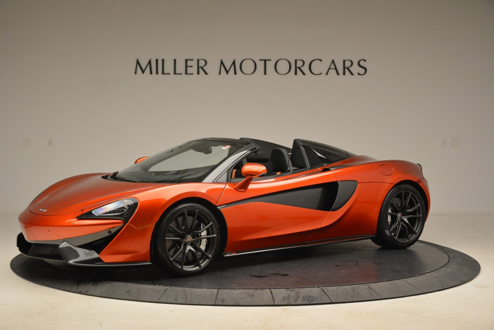 New 2018 McLaren 570S Spider For Sale In Westport, CT 2098_p2