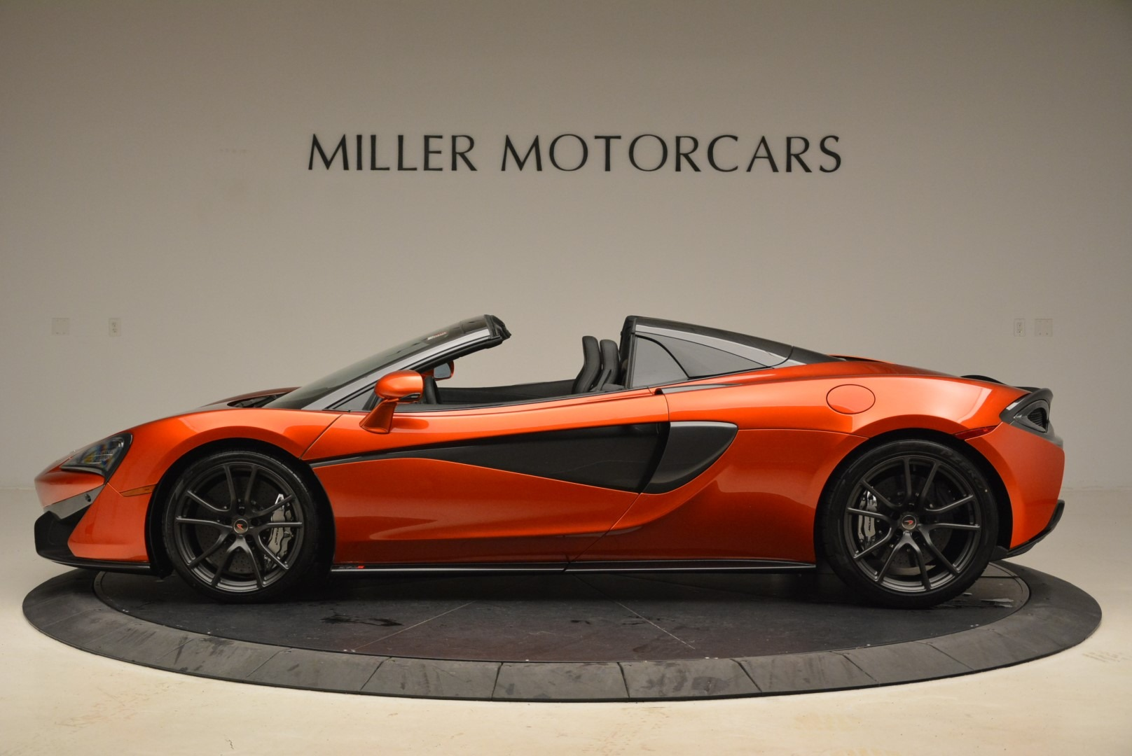New 2018 McLaren 570S Spider For Sale In Westport, CT 2098_p3