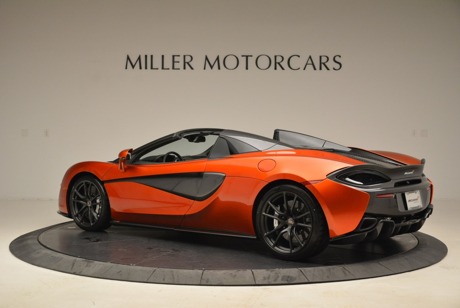 New 2018 McLaren 570S Spider For Sale In Westport, CT 2098_p4