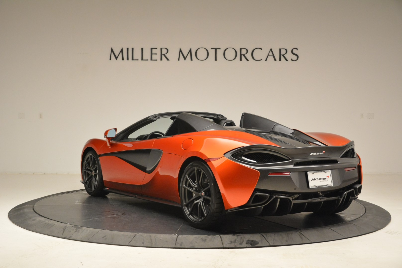 New 2018 McLaren 570S Spider For Sale In Westport, CT 2098_p5