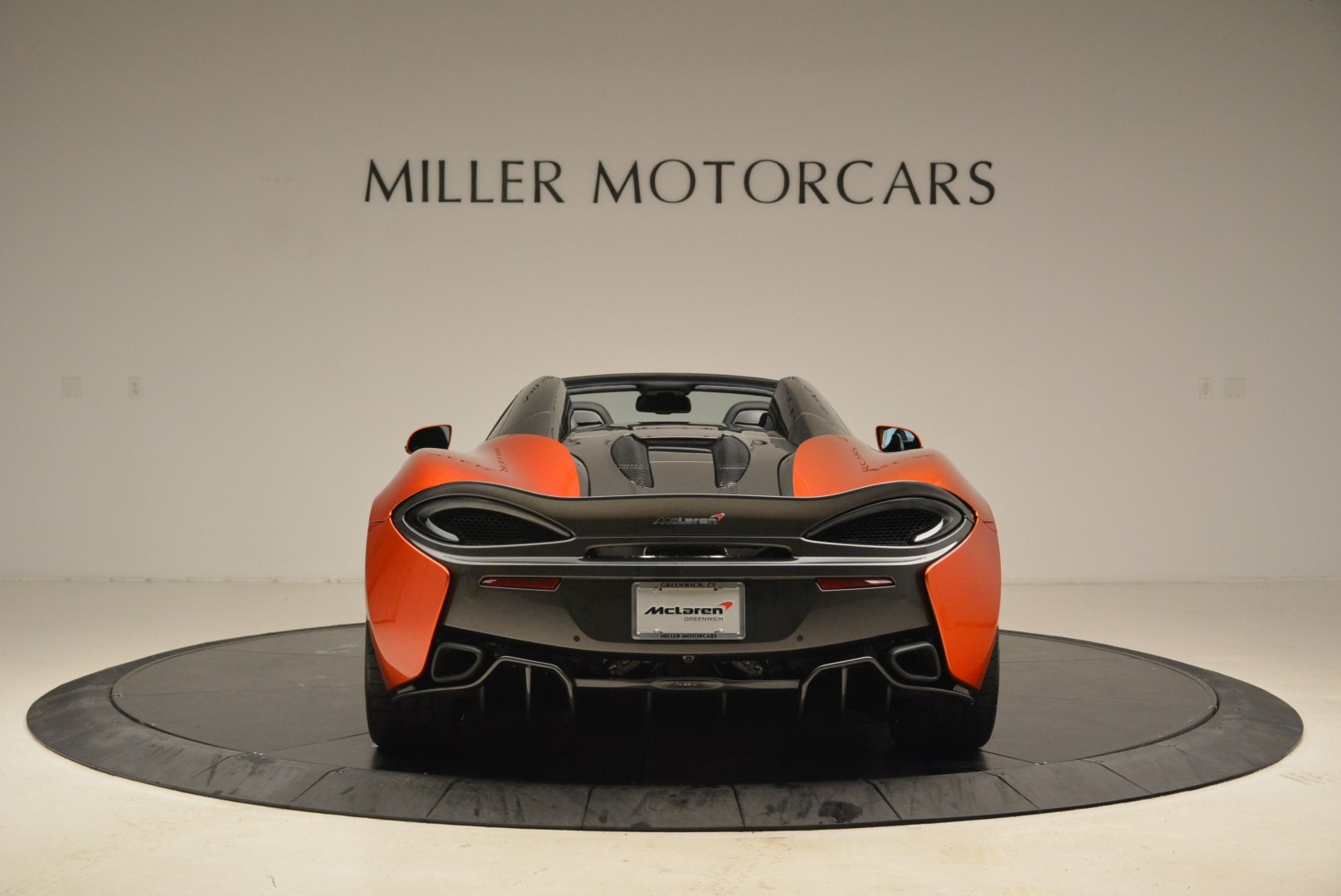 New 2018 McLaren 570S Spider For Sale In Westport, CT 2098_p6