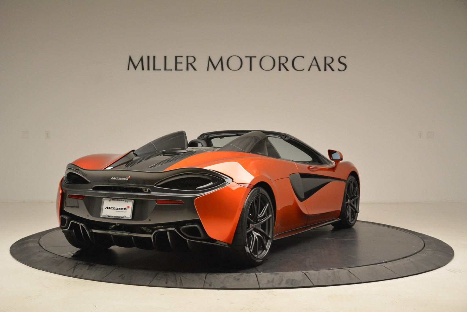 New 2018 McLaren 570S Spider For Sale In Westport, CT 2098_p7
