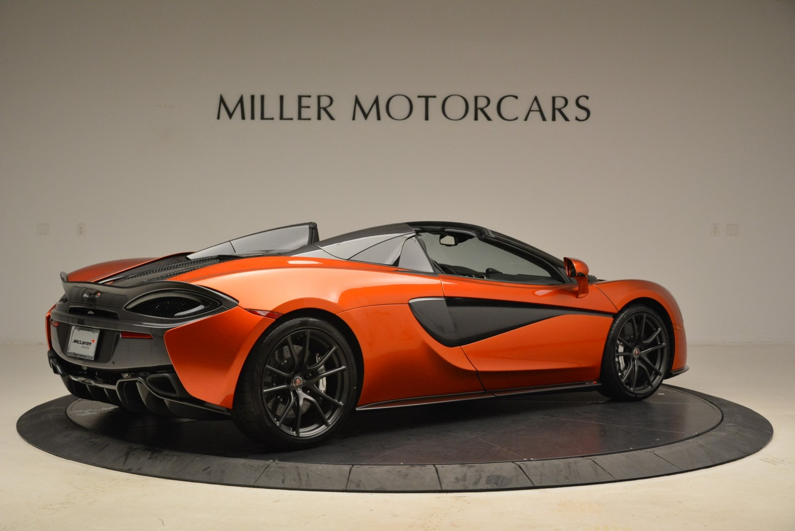 New 2018 McLaren 570S Spider For Sale In Westport, CT 2098_p8