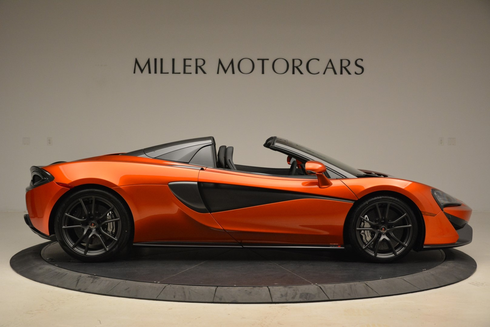 New 2018 McLaren 570S Spider For Sale In Westport, CT 2098_p9