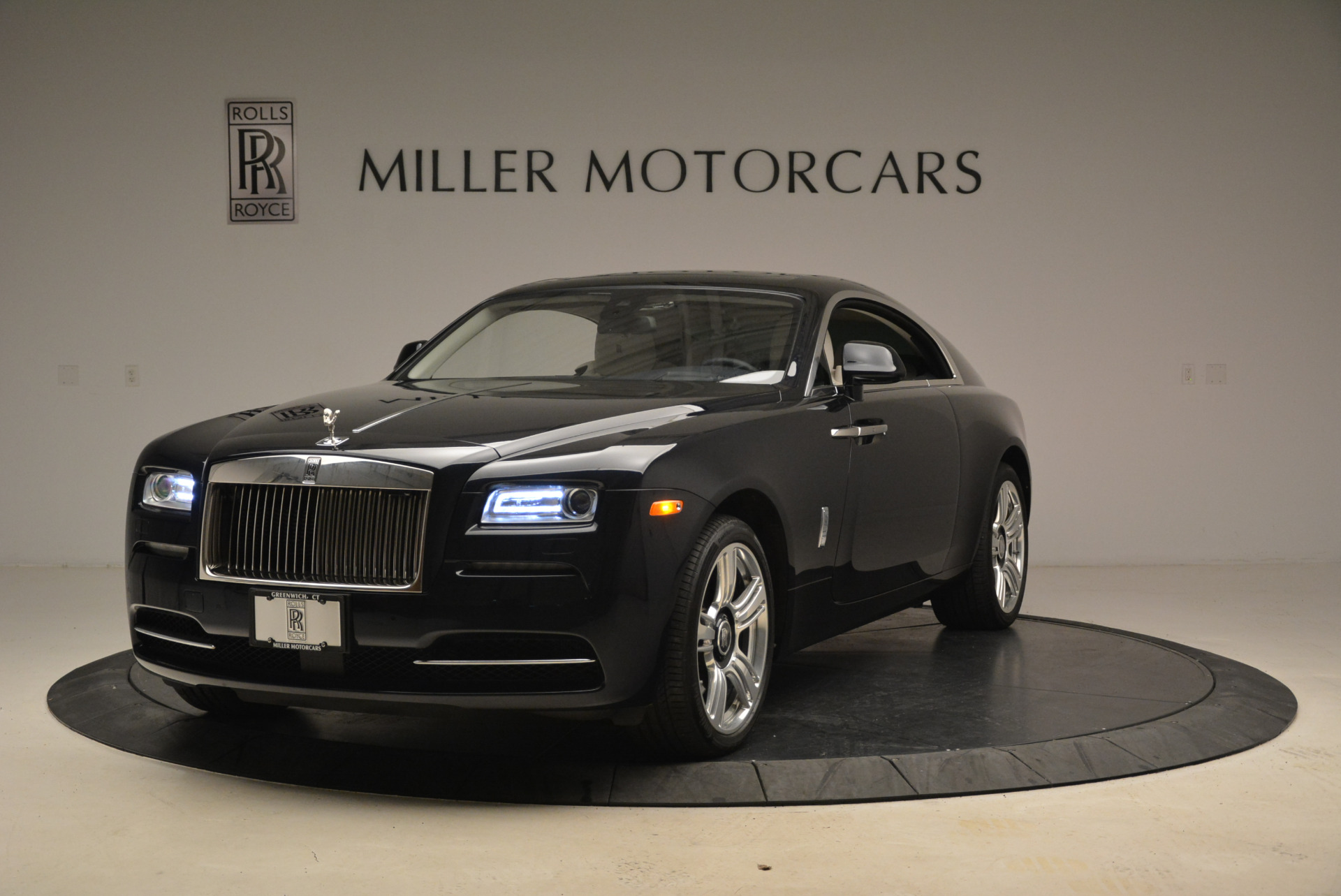Used 2015 Rolls-Royce Wraith  For Sale In Westport, CT 2099_main