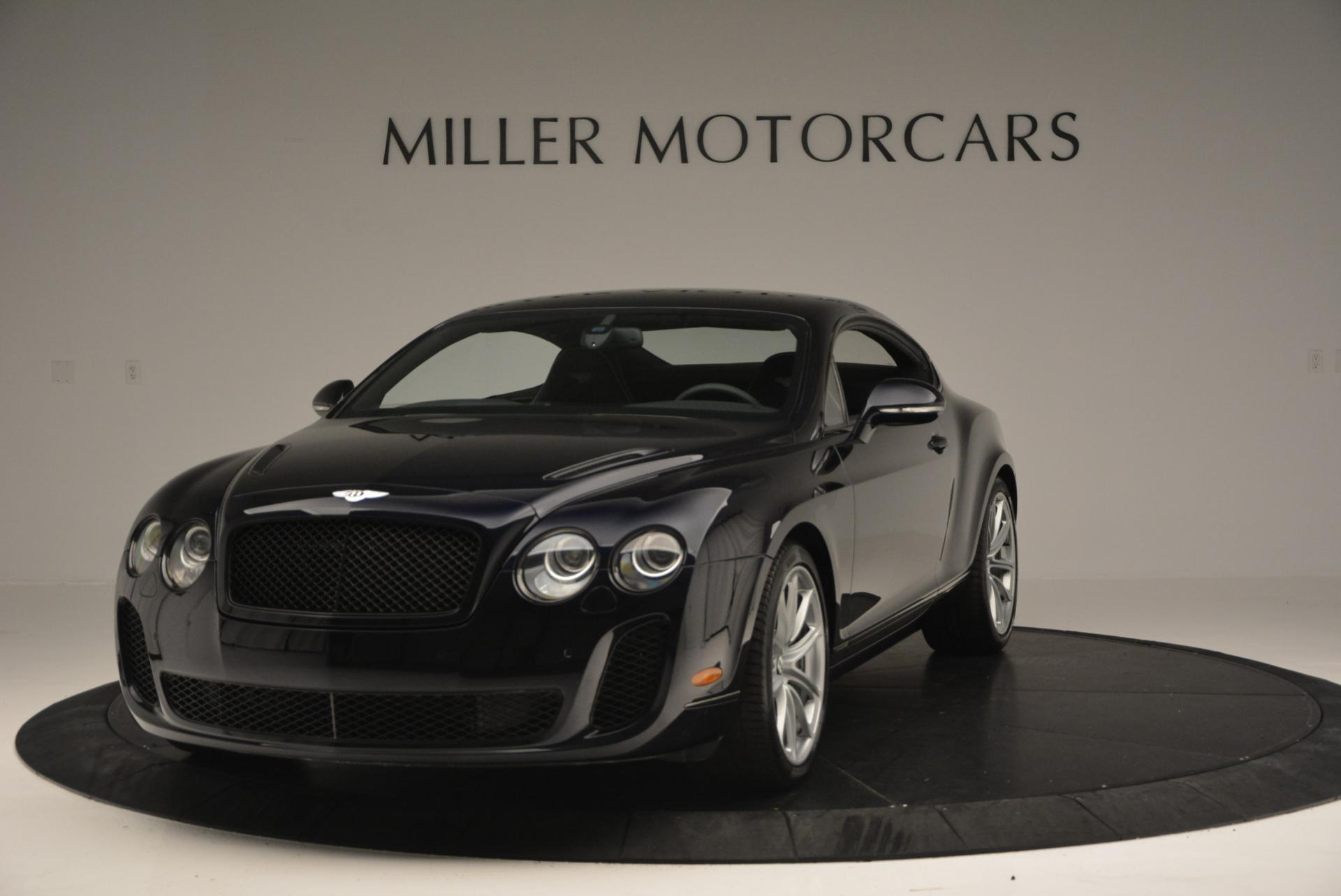 Used 2010 Bentley Continental Supersports  For Sale In Westport, CT