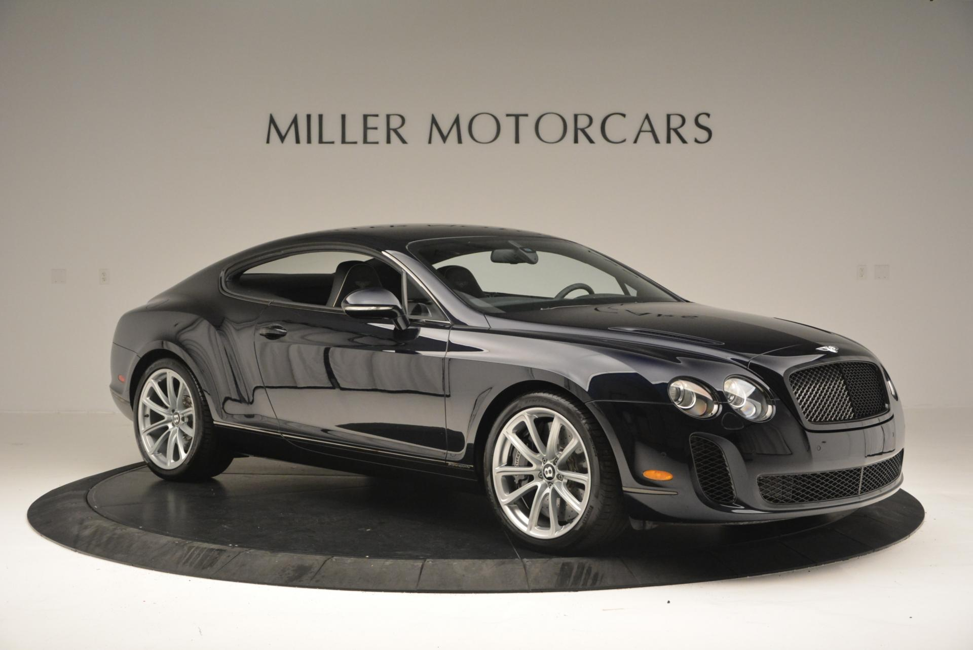 Used 2010 Bentley Continental Supersports  For Sale In Westport, CT 21_p10
