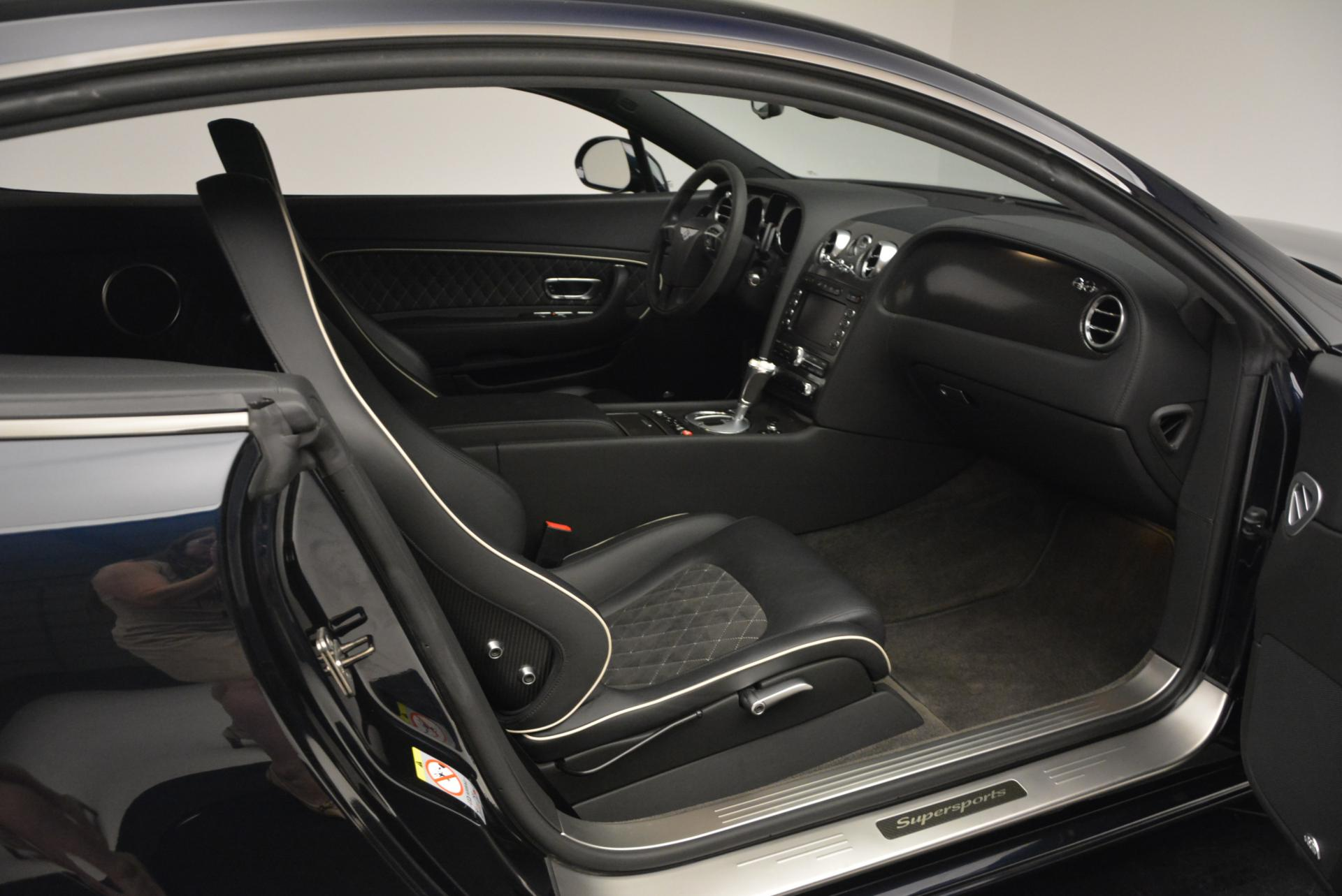 Used 2010 Bentley Continental Supersports  For Sale In Westport, CT 21_p39