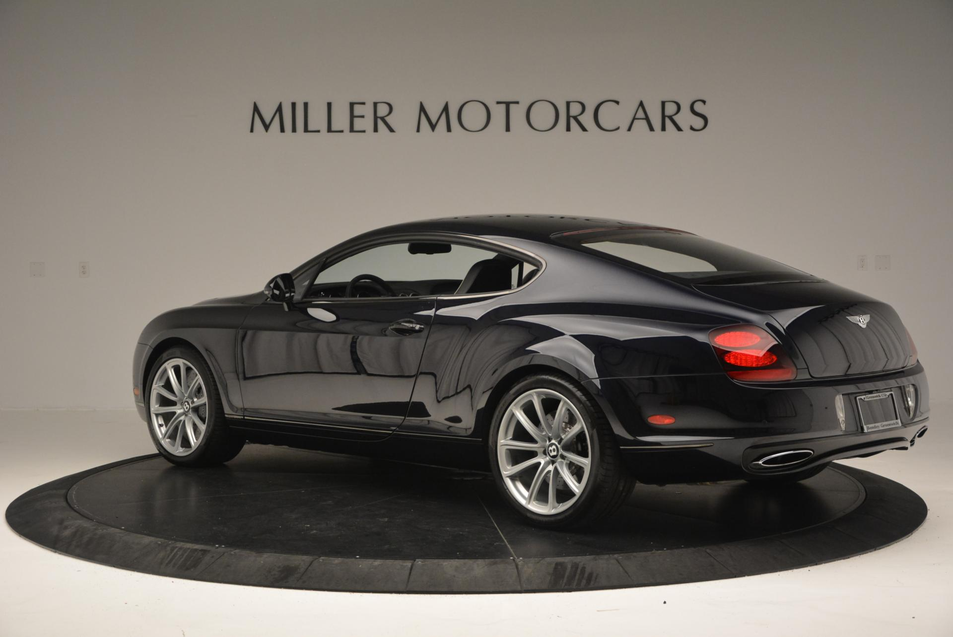 Used 2010 Bentley Continental Supersports  For Sale In Westport, CT 21_p4