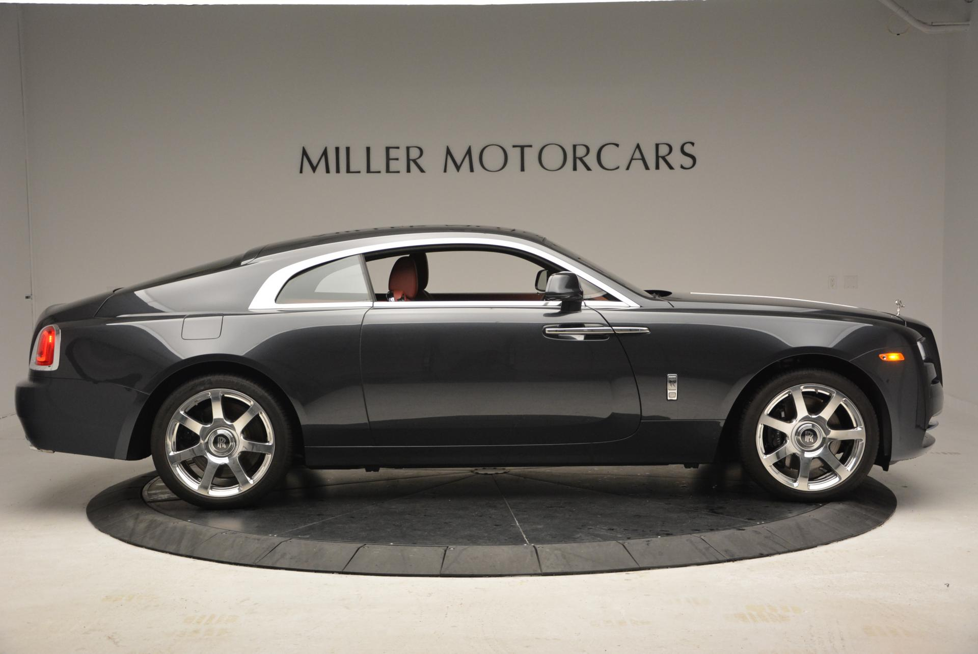 Used 2016 Rolls-Royce Wraith  For Sale In Westport, CT 210_p10