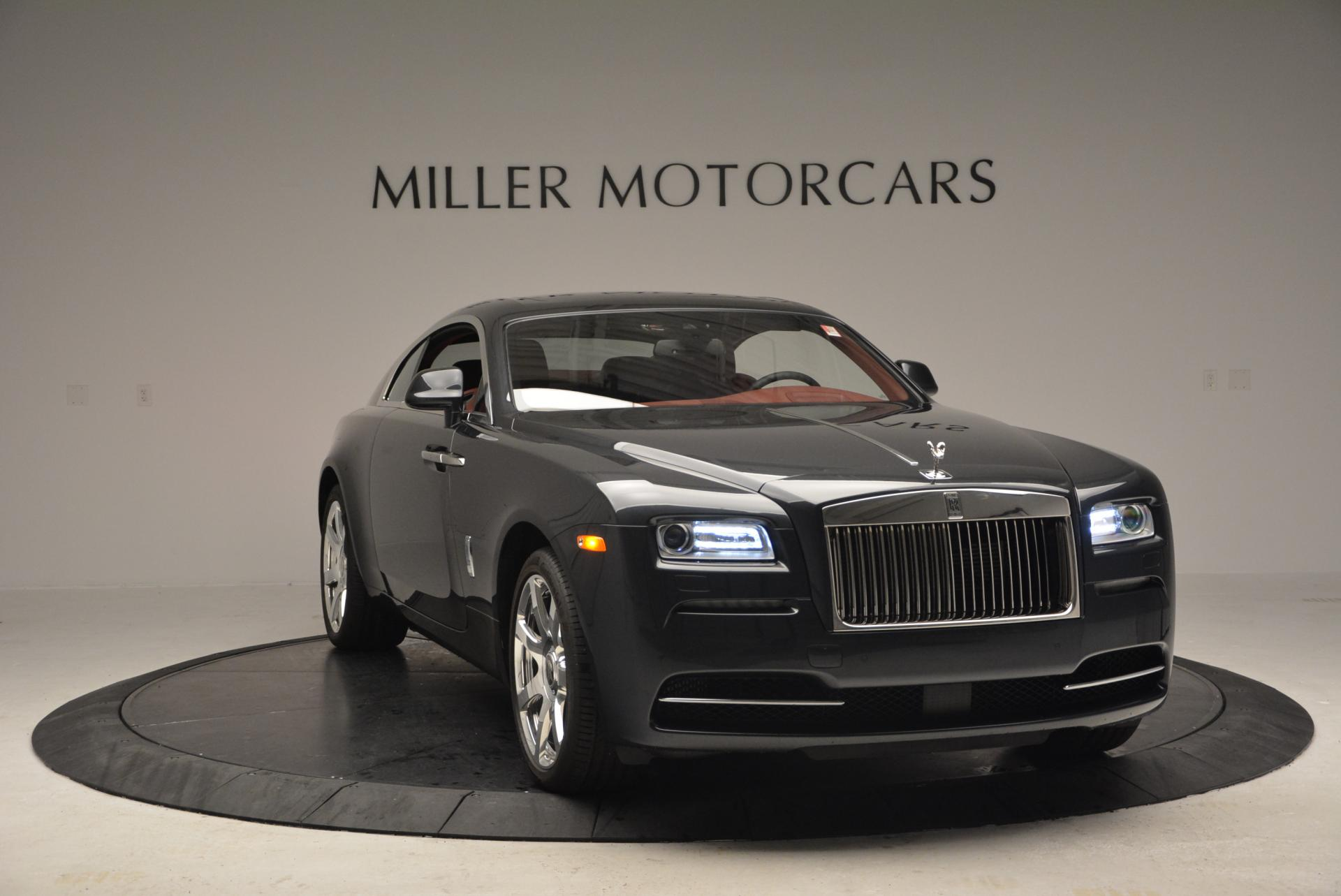 Used 2016 Rolls-Royce Wraith  For Sale In Westport, CT 210_p11