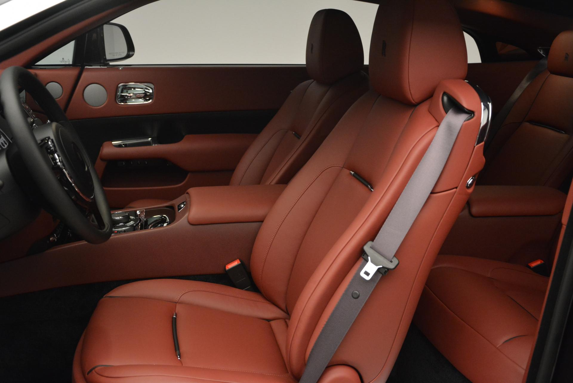 Used 2016 Rolls-Royce Wraith  For Sale In Westport, CT 210_p15