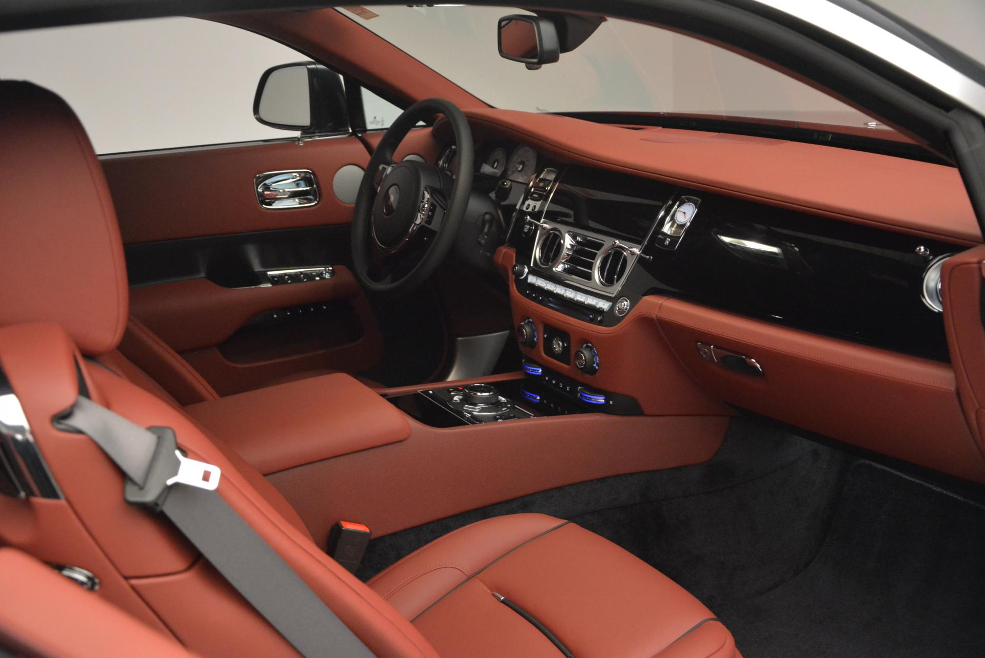 Used 2016 Rolls-Royce Wraith  For Sale In Westport, CT 210_p19