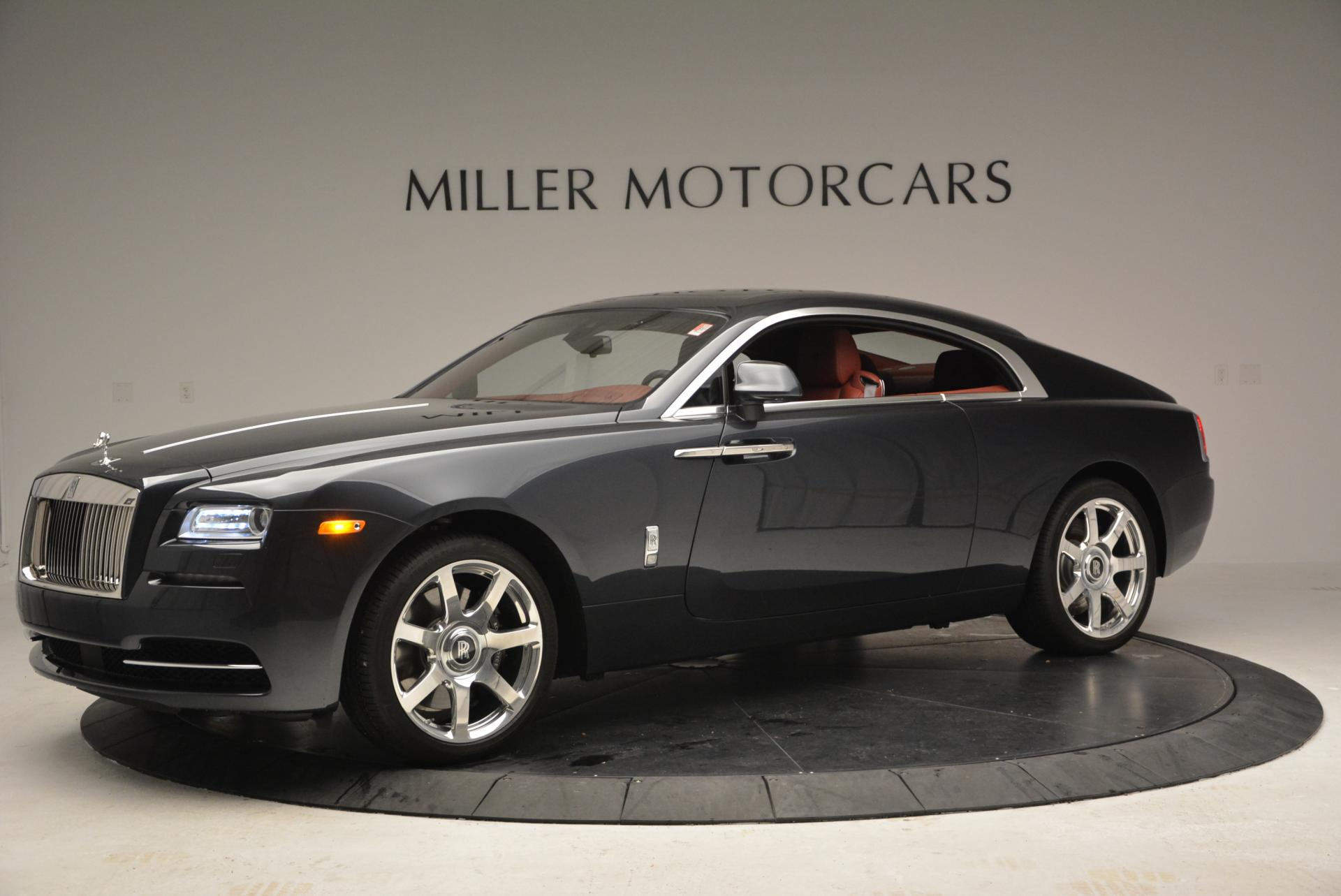 Used 2016 Rolls-Royce Wraith  For Sale In Westport, CT 210_p2