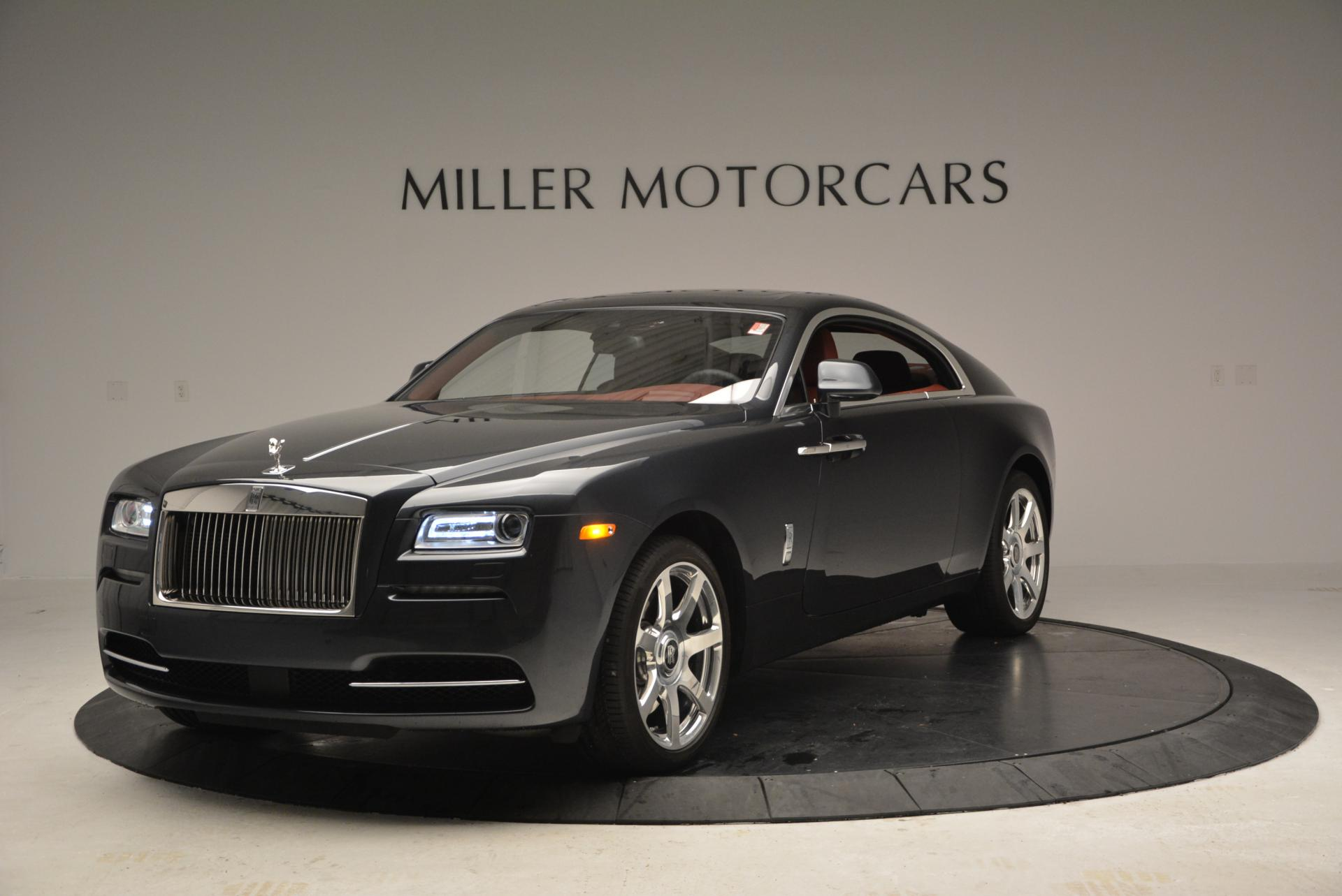 Used 2016 Rolls-Royce Wraith  For Sale In Westport, CT 210_p3