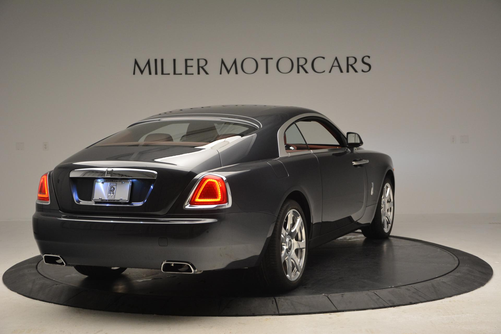 Used 2016 Rolls-Royce Wraith  For Sale In Westport, CT 210_p8