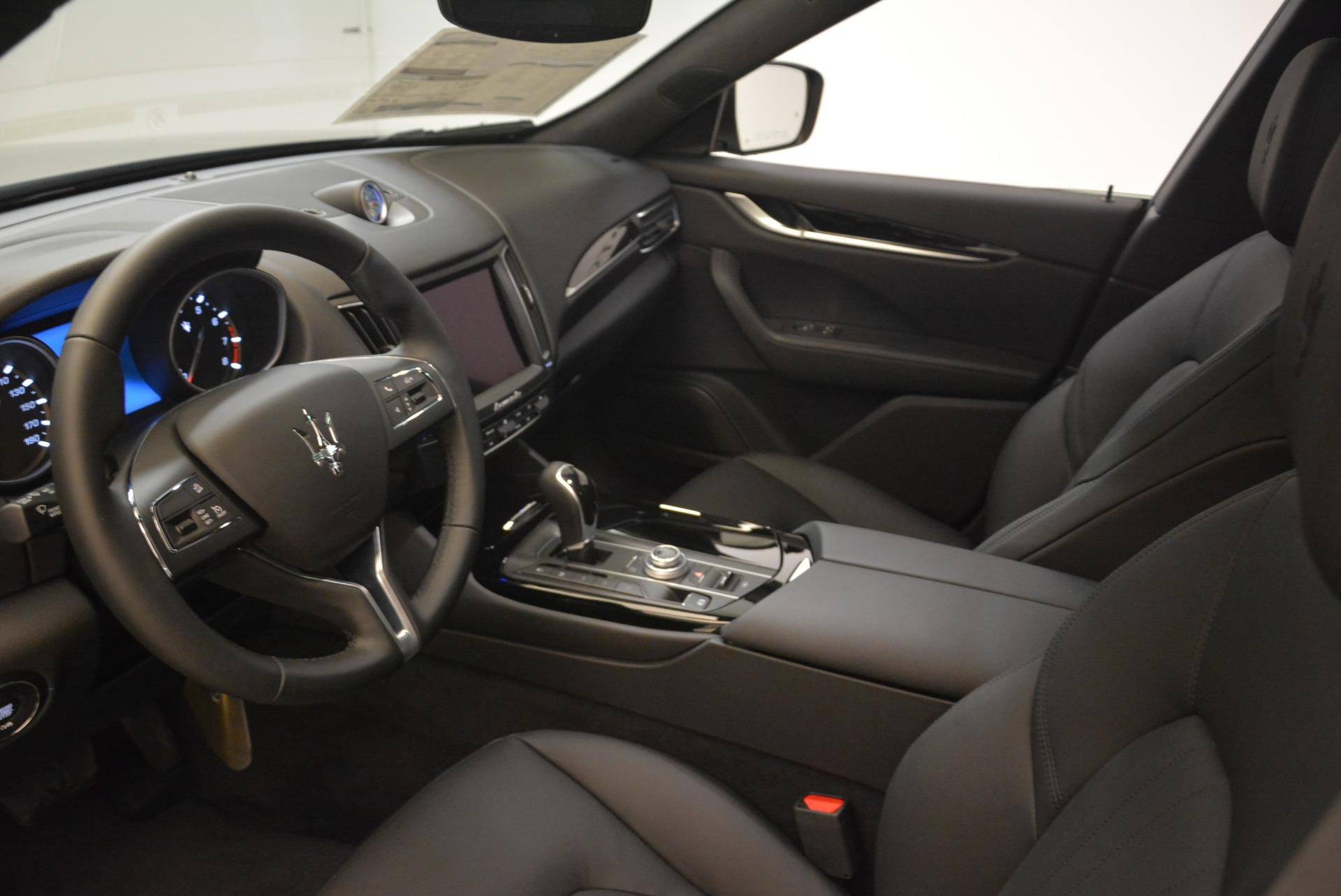 New 2018 Maserati Levante Q4 For Sale In Westport, CT 2107_p12