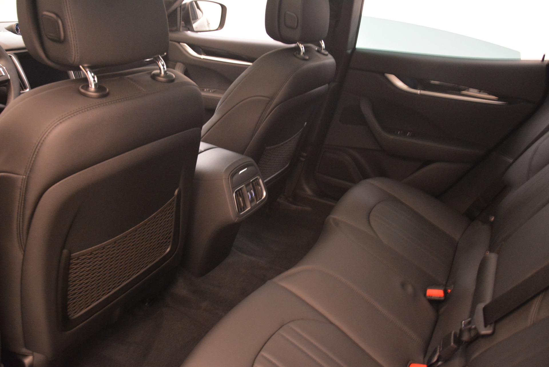New 2018 Maserati Levante Q4 For Sale In Westport, CT 2107_p17
