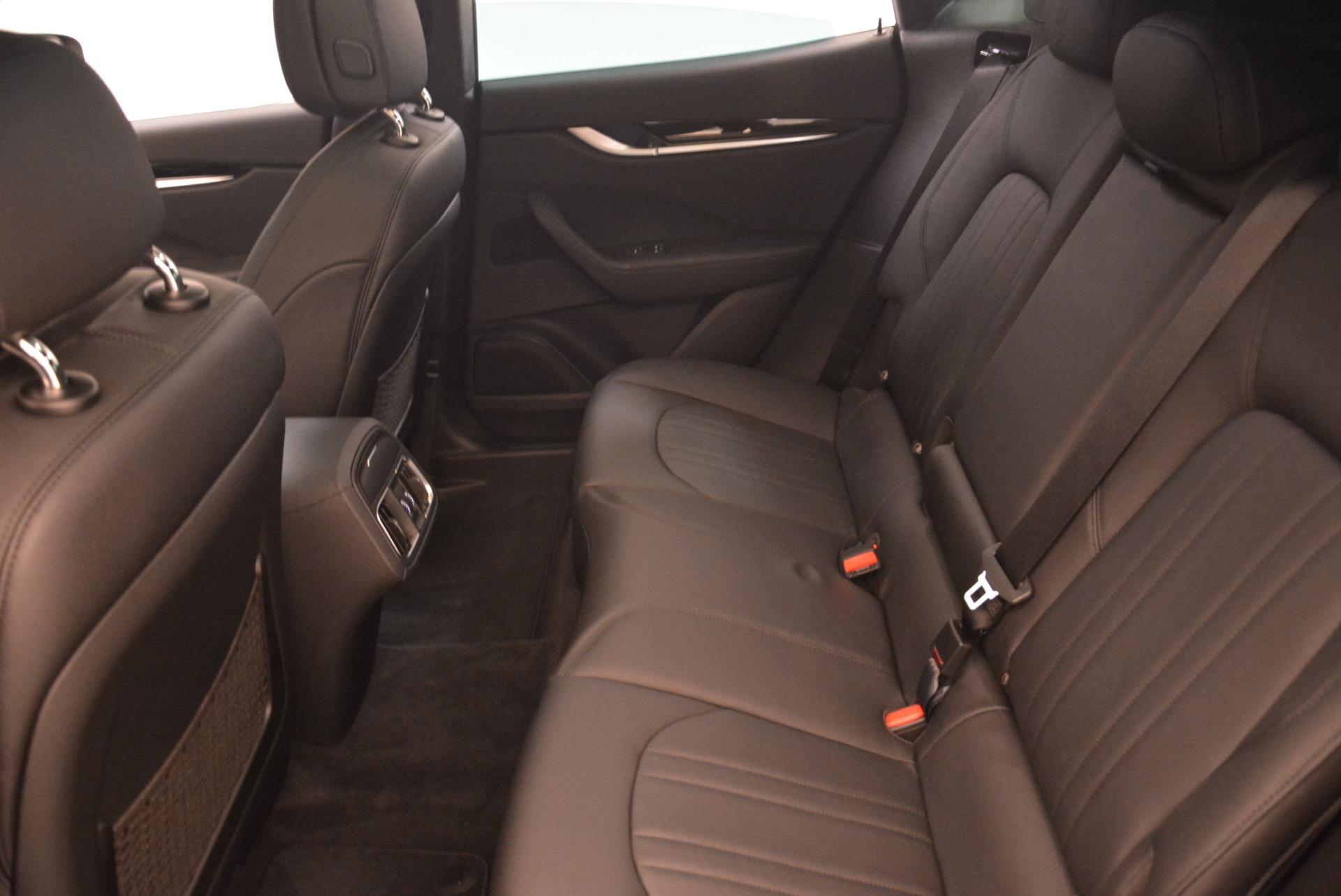New 2018 Maserati Levante Q4 For Sale In Westport, CT 2107_p18