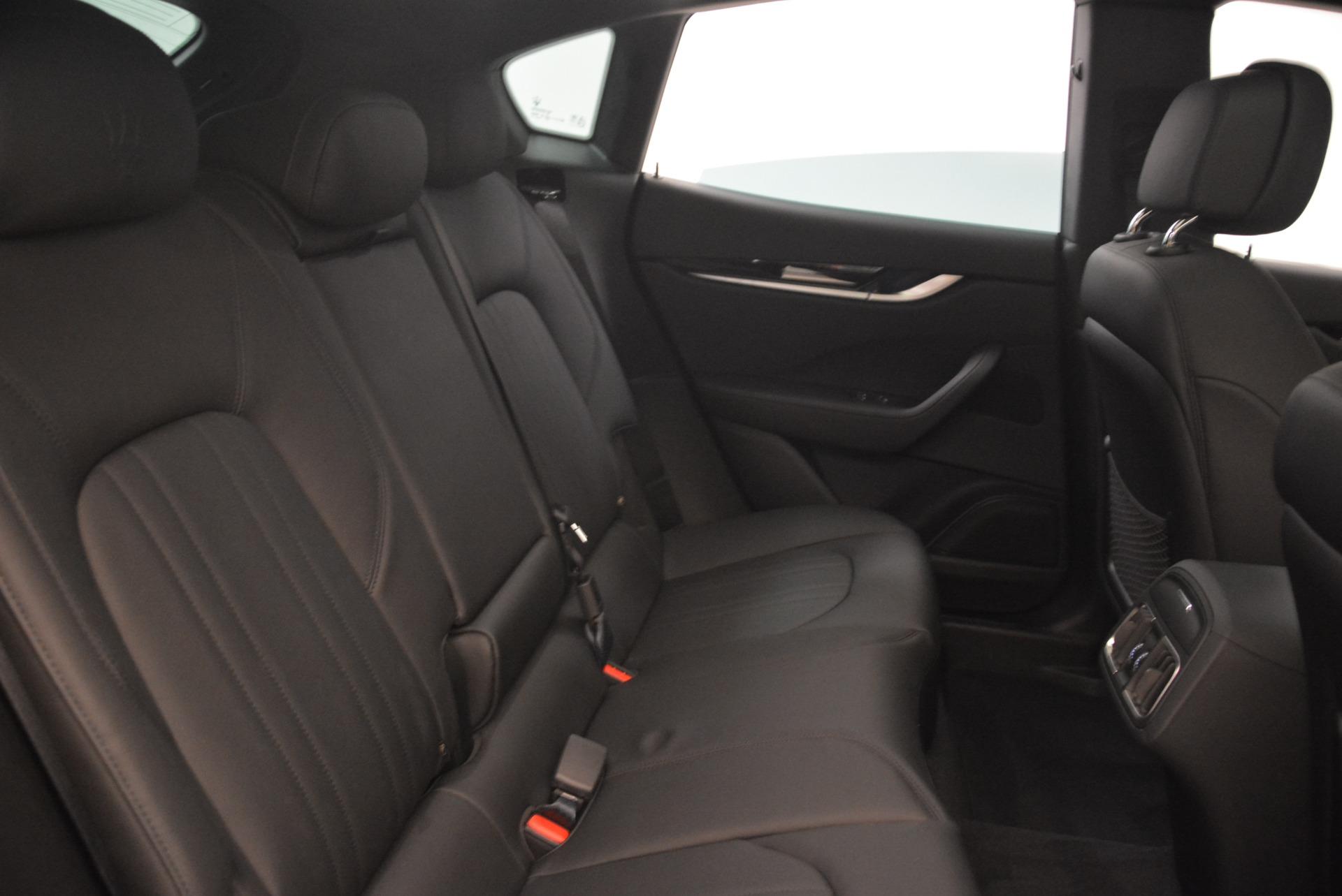 New 2018 Maserati Levante Q4 For Sale In Westport, CT 2107_p24