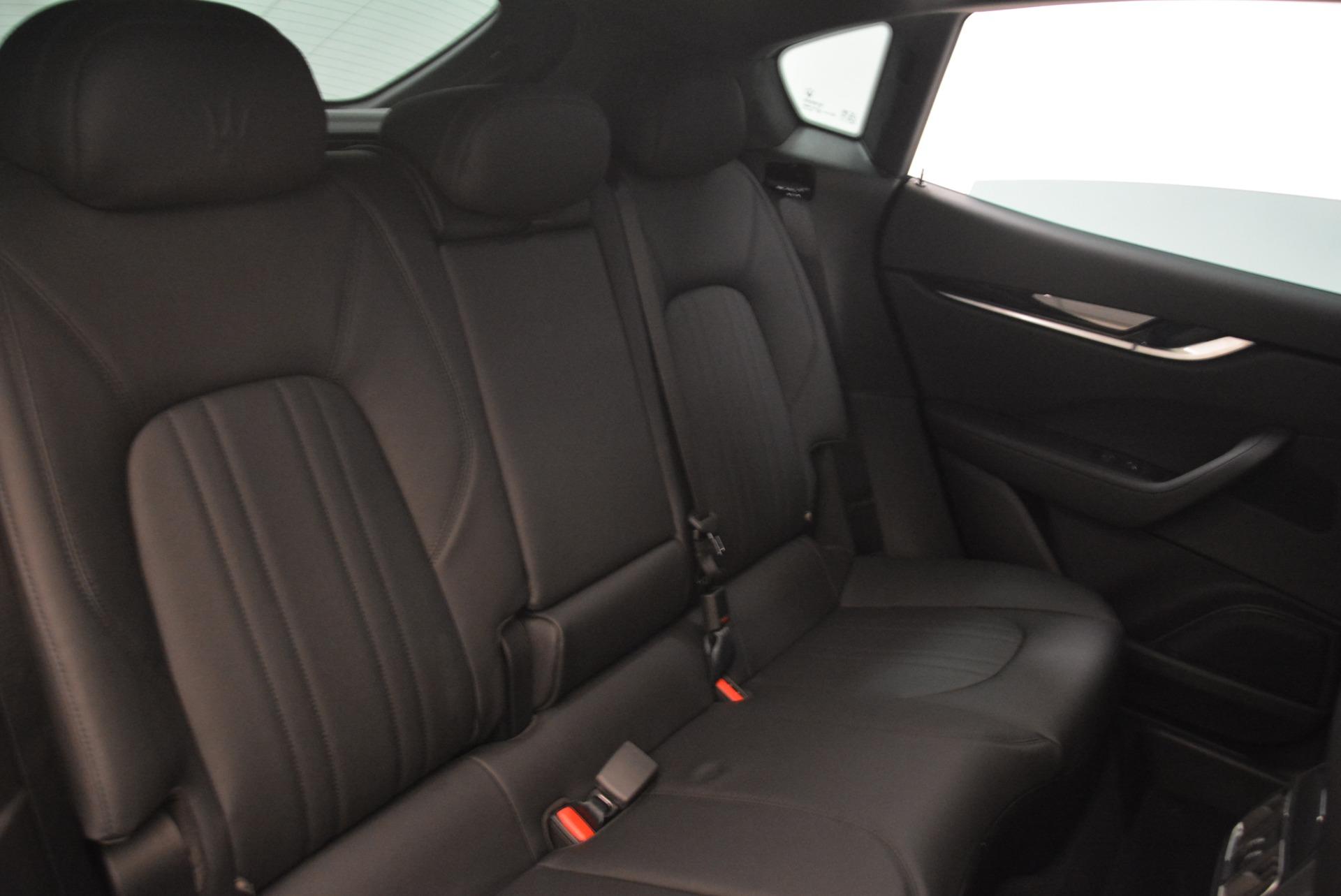 New 2018 Maserati Levante Q4 For Sale In Westport, CT 2107_p25