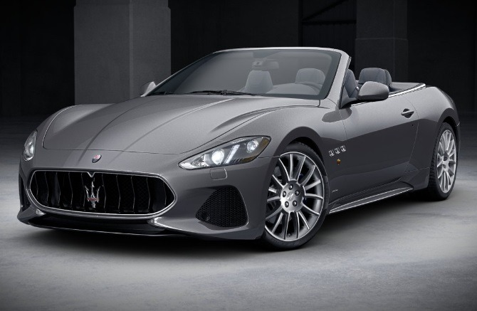 New 2018 Maserati GranTurismo Sport Convertible For Sale In Westport, CT