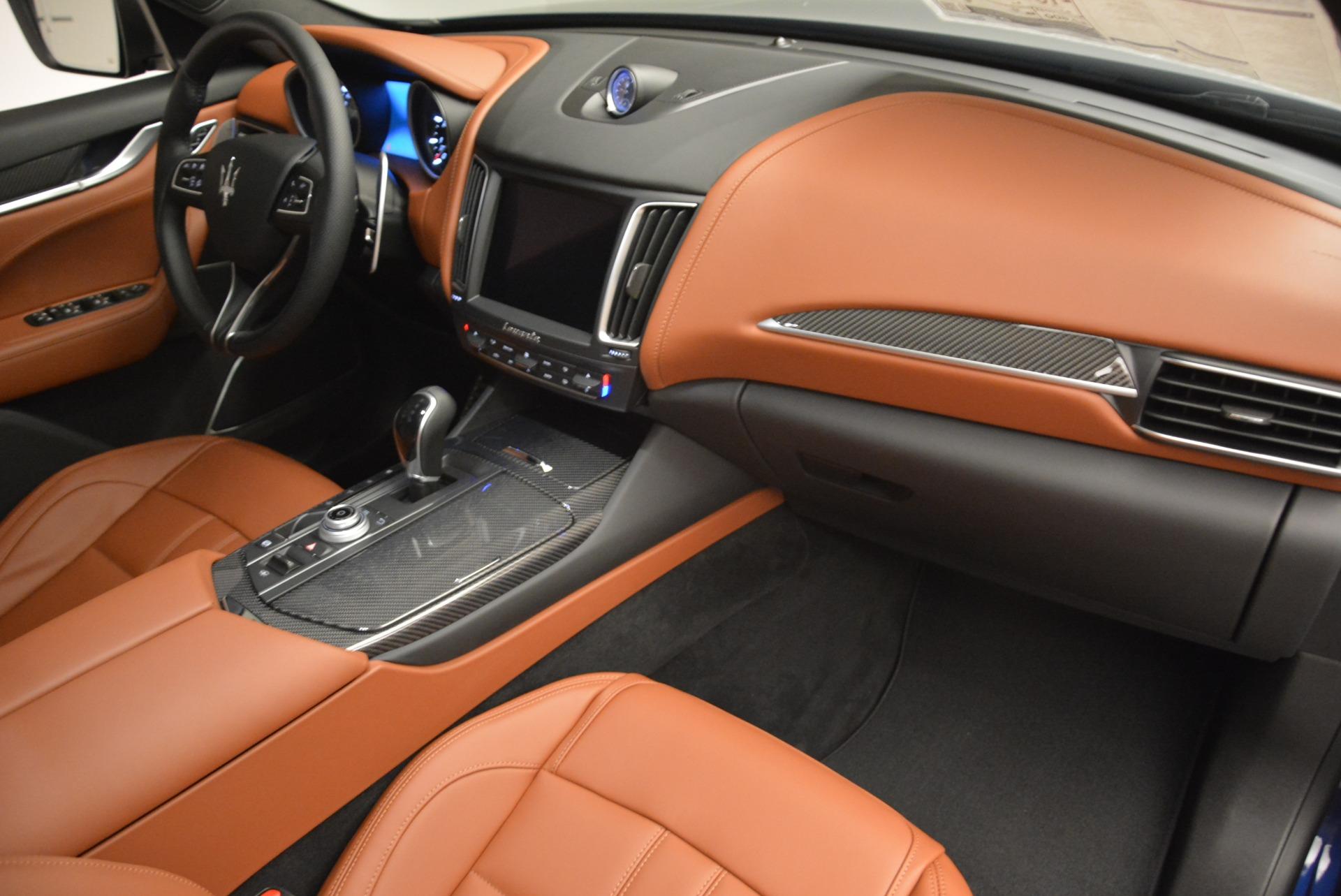 New 2018 Maserati Levante Q4 GranSport For Sale In Westport, CT 2110_p23