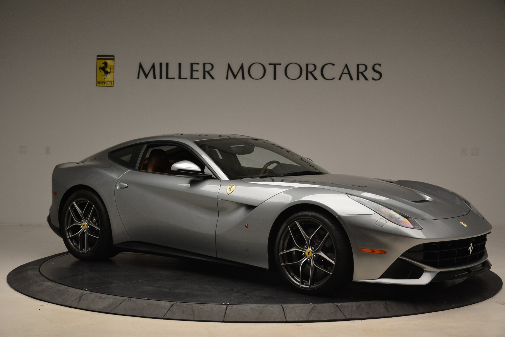 Used 2017 Ferrari F12 Berlinetta  For Sale In Westport, CT 2111_p10
