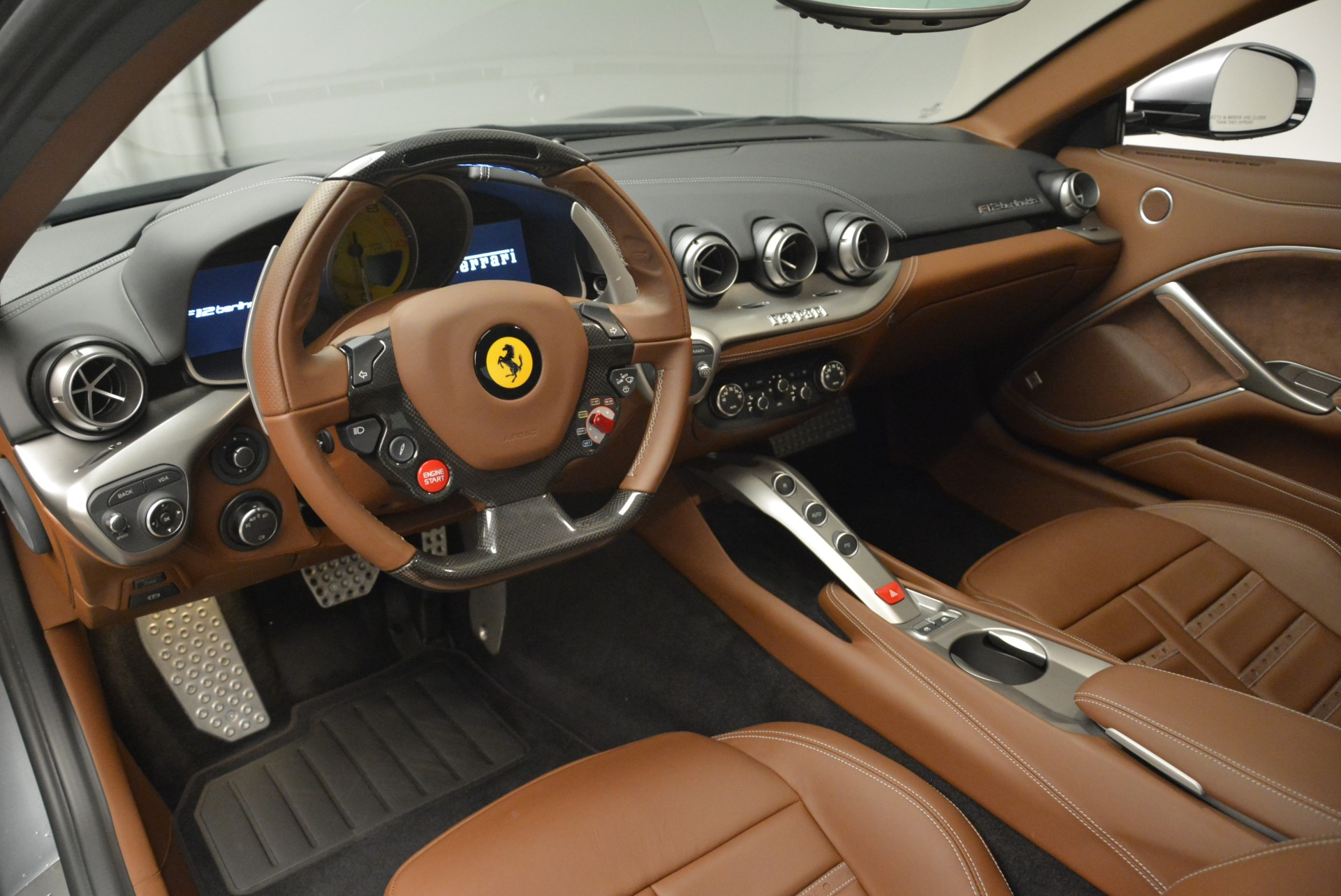 Used 2017 Ferrari F12 Berlinetta  For Sale In Westport, CT 2111_p13