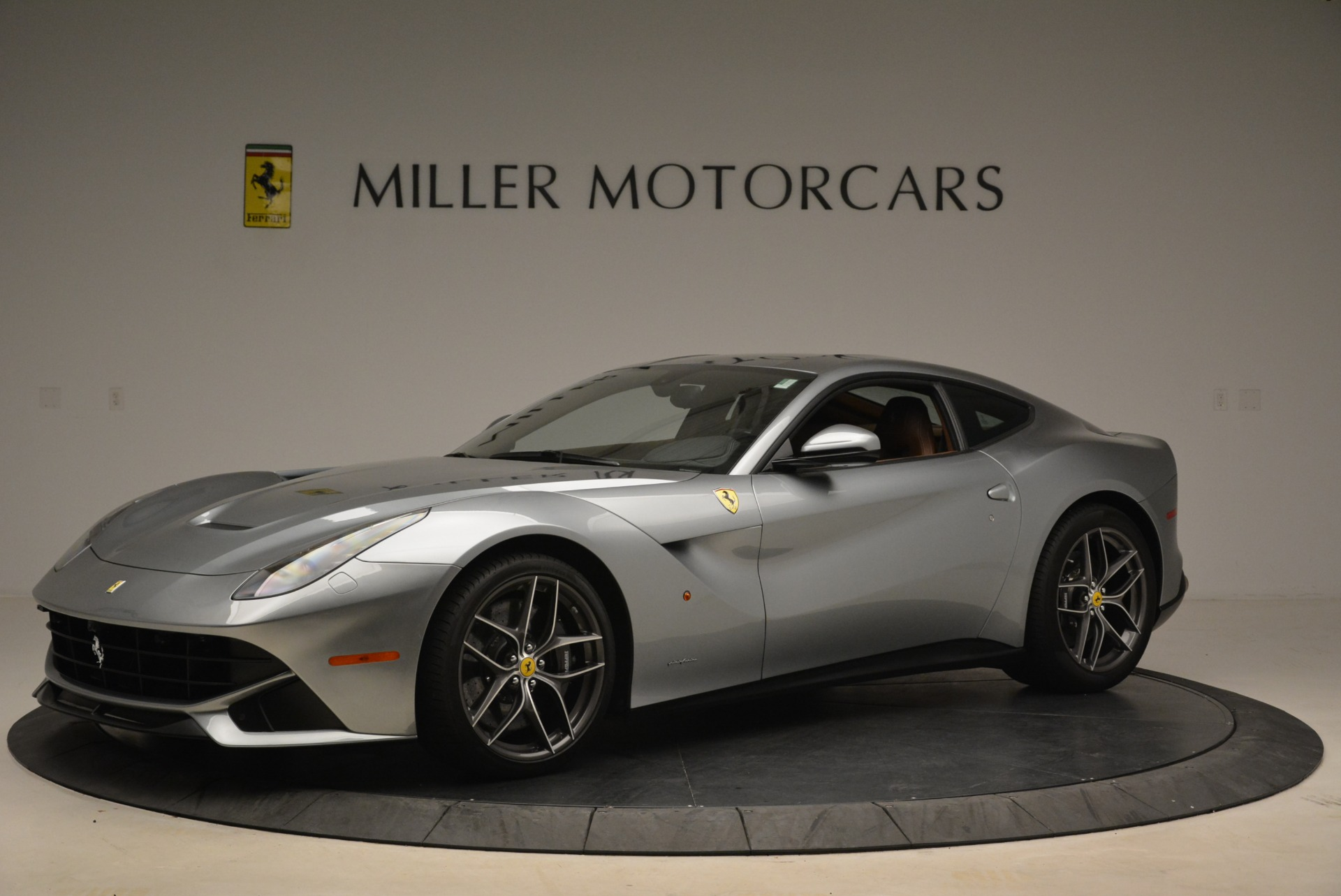 Used 2017 Ferrari F12 Berlinetta  For Sale In Westport, CT 2111_p2
