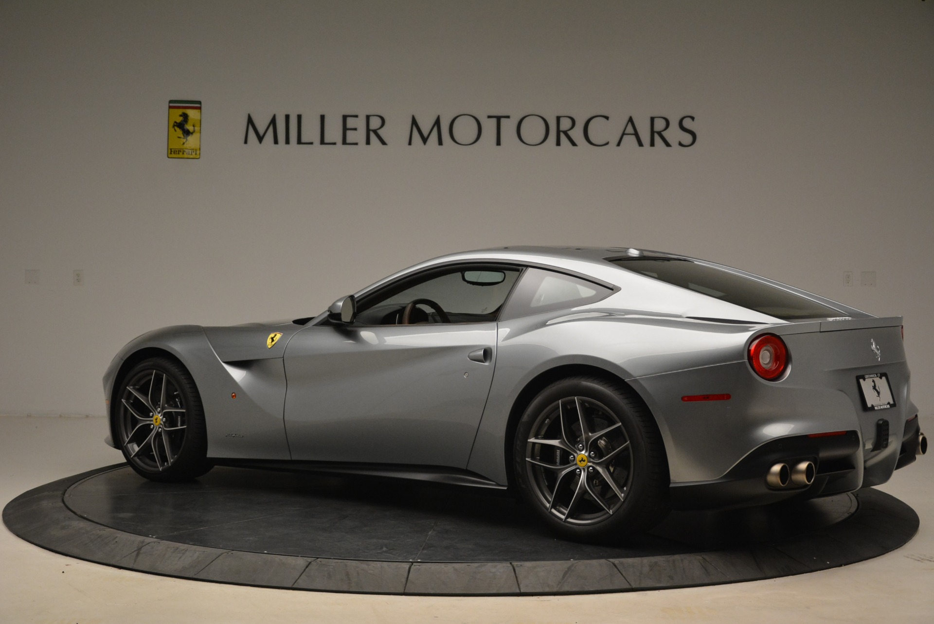 Used 2017 Ferrari F12 Berlinetta  For Sale In Westport, CT 2111_p4