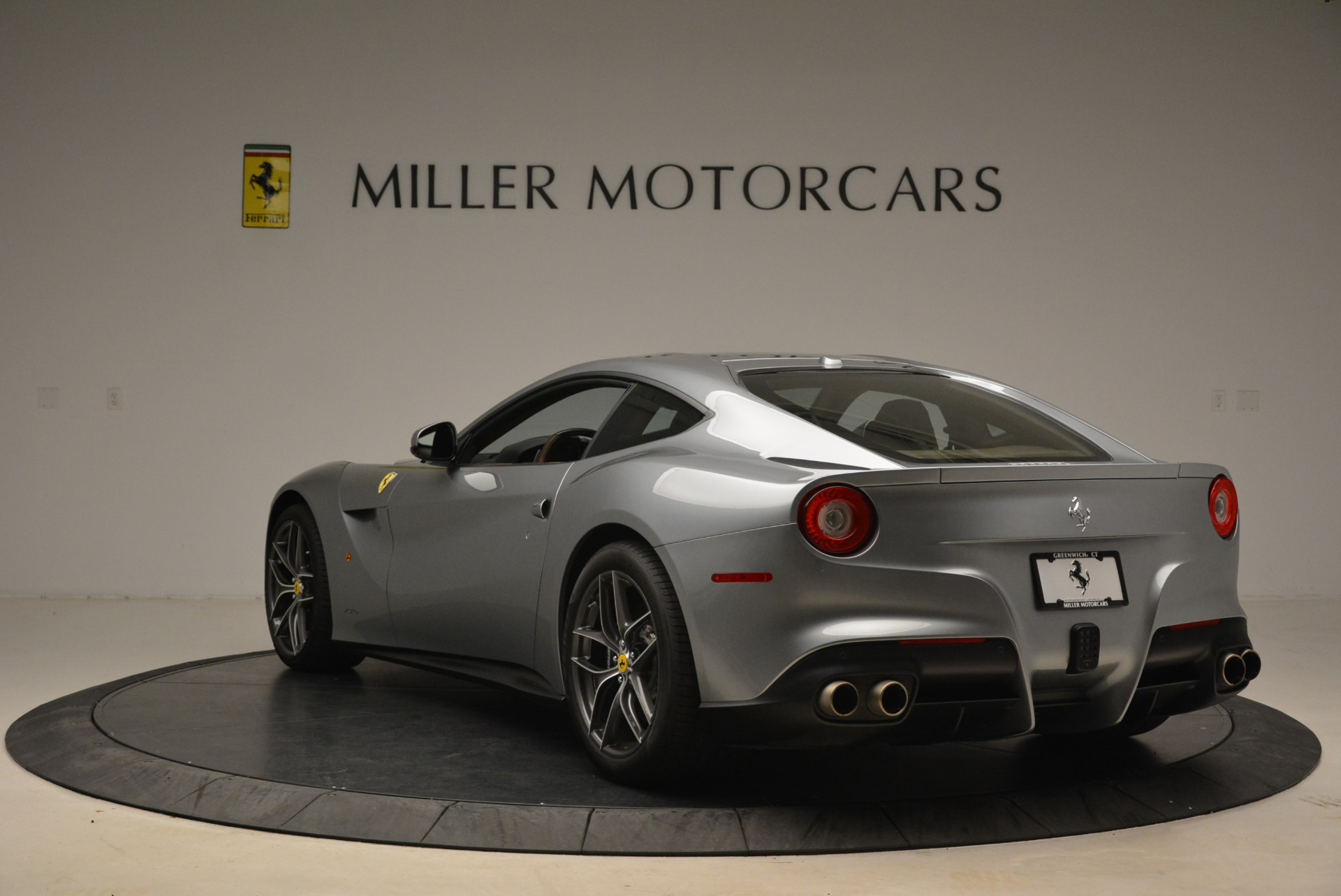 Used 2017 Ferrari F12 Berlinetta  For Sale In Westport, CT 2111_p5
