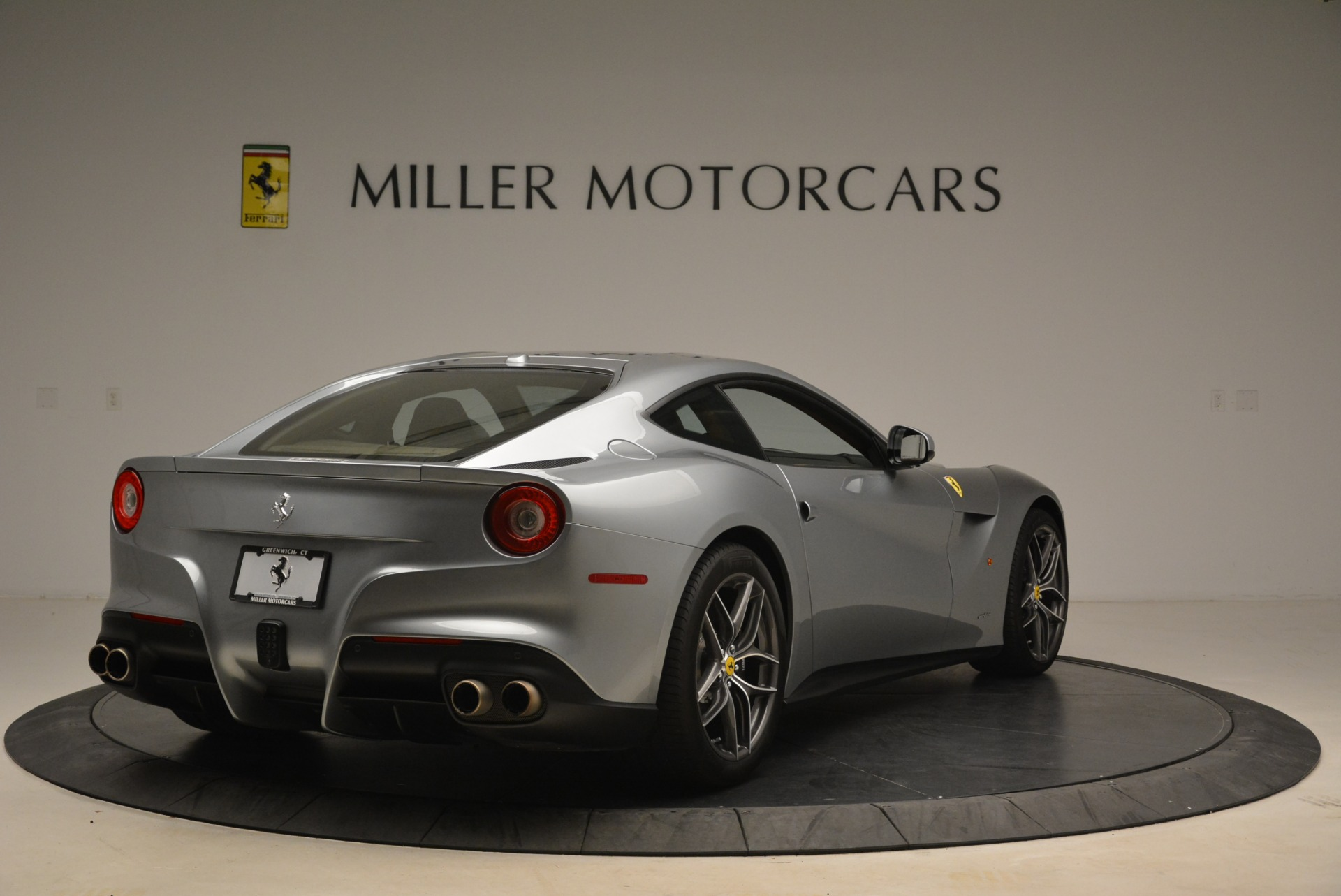 Used 2017 Ferrari F12 Berlinetta  For Sale In Westport, CT 2111_p7
