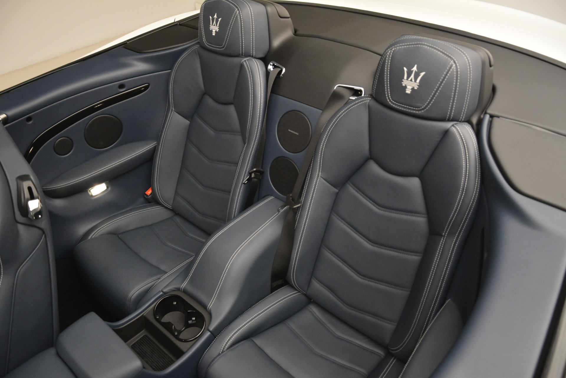New 2018 Maserati GranTurismo Sport Convertible For Sale In Westport, CT 2120_p21