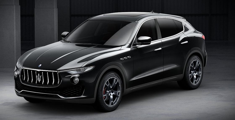 New 2018 Maserati Levante Q4 For Sale In Westport, CT 2121_main