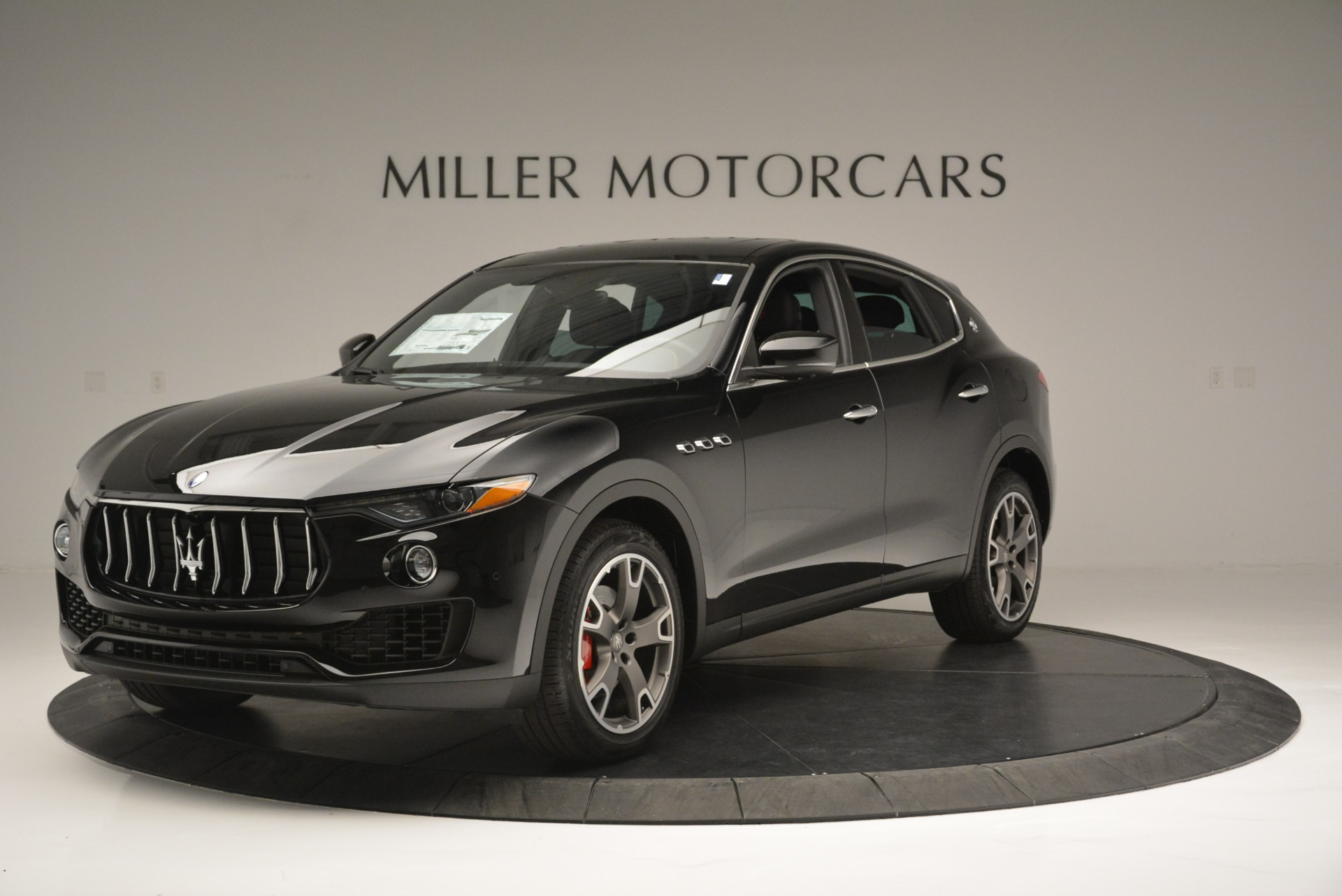 New 2018 Maserati Levante Q4 For Sale In Westport, CT 2122_p2