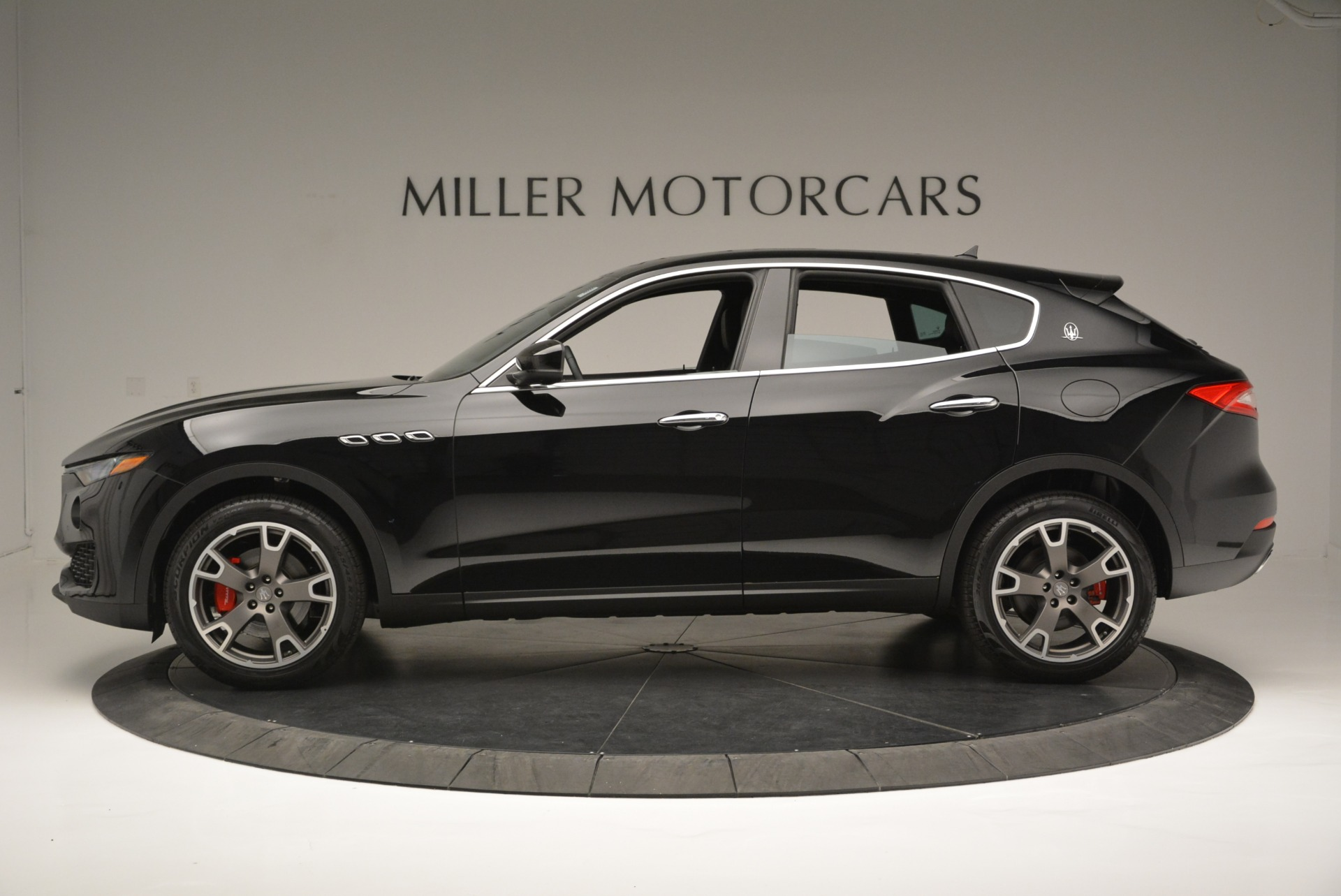 New 2018 Maserati Levante Q4 For Sale In Westport, CT 2122_p4