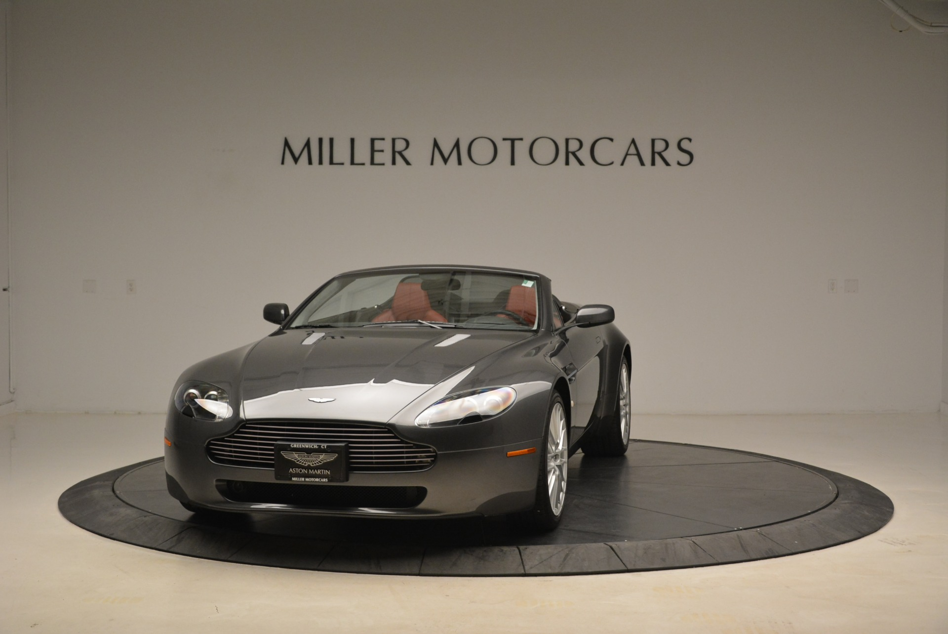 Used 2009 Aston Martin V8 Vantage Roadster For Sale In Westport, CT 2123_main