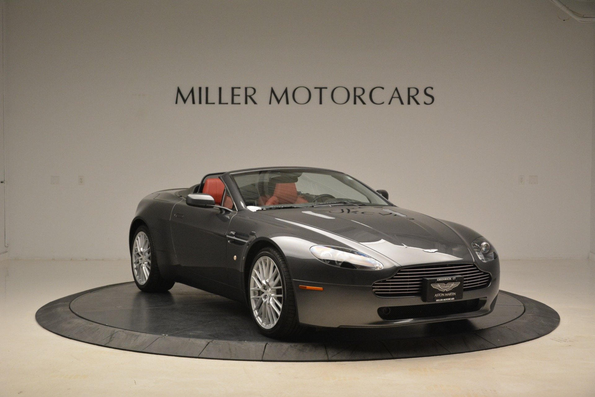 Used 2009 Aston Martin V8 Vantage Roadster For Sale In Westport, CT 2123_p11