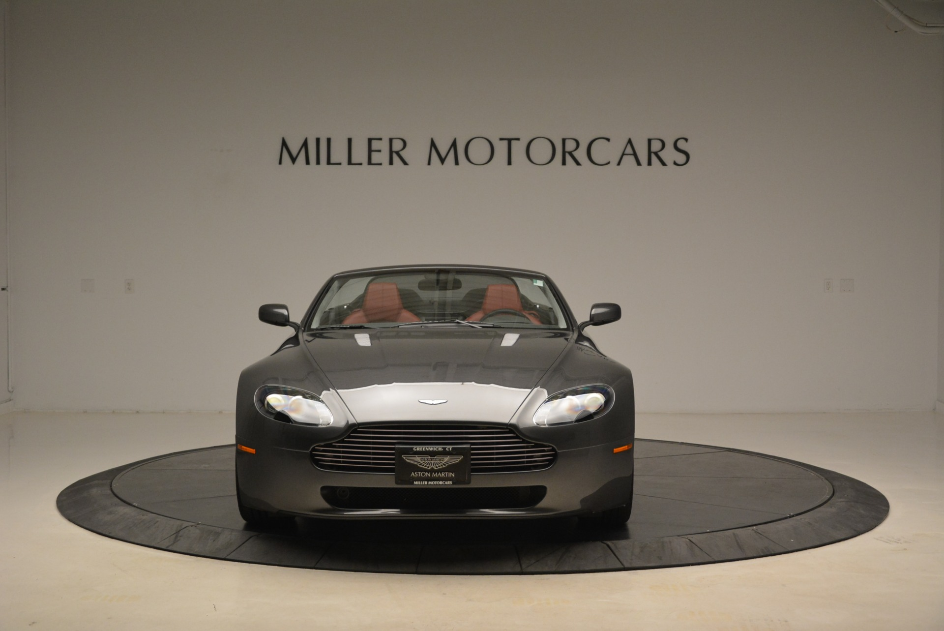 Used 2009 Aston Martin V8 Vantage Roadster For Sale In Westport, CT 2123_p12